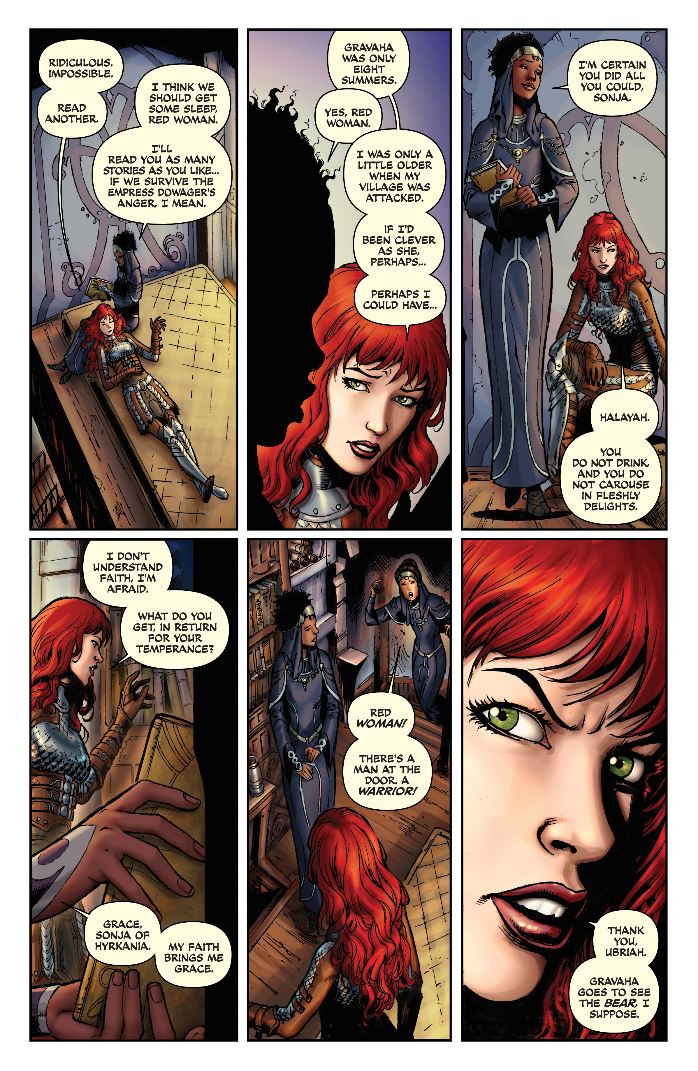 Red Sonja (2013) #_TPB_Complete_Gail_Simone_Red_Sonja_Omnibus_(Part_5) #26 - English 33