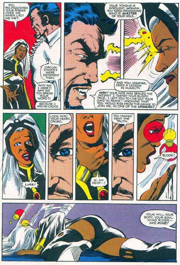 Read online Uncanny X-Men (1963) comic -  Issue # _Annual 6 - 17