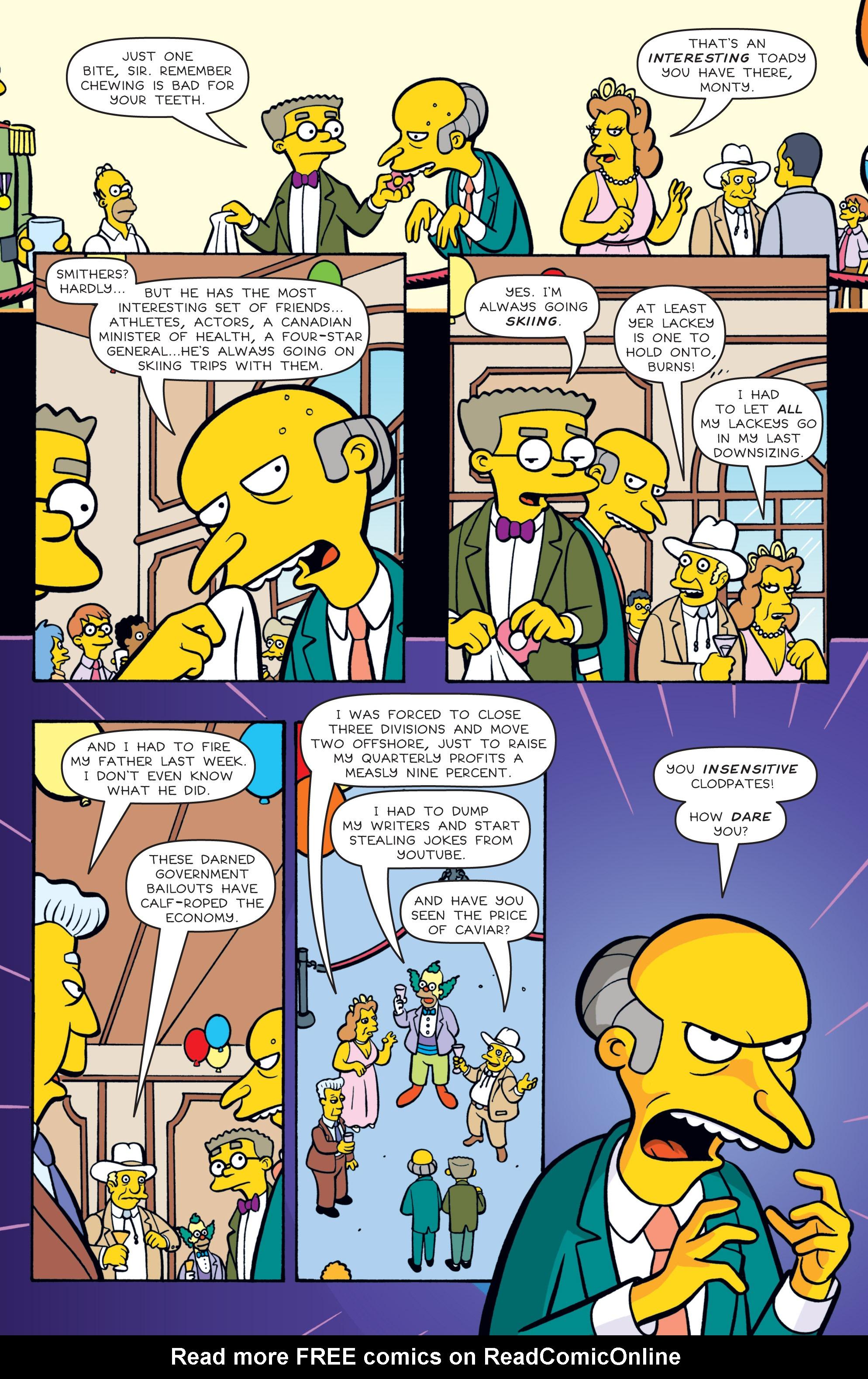 Read online Simpsons Comics comic -  Issue #180 - 3
