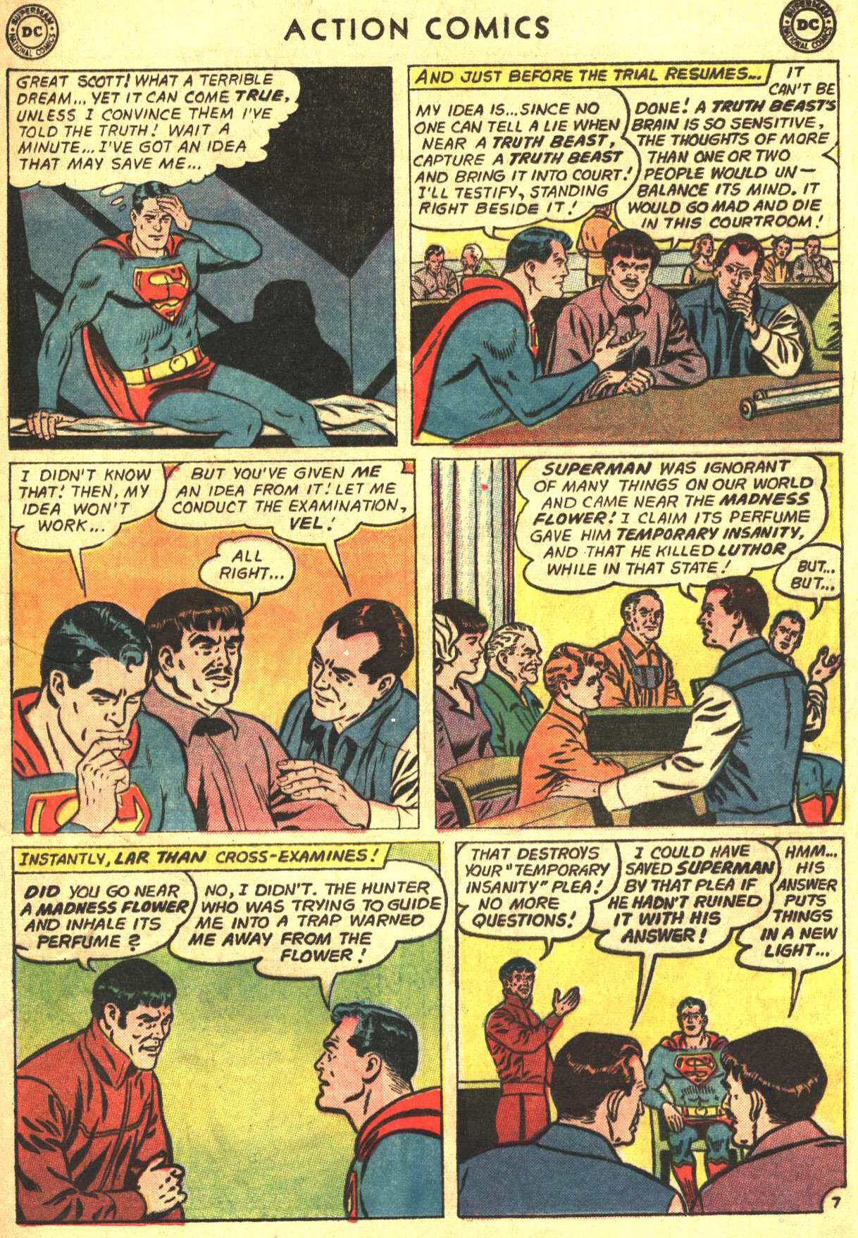 Read online Action Comics (1938) comic -  Issue #319 - 9