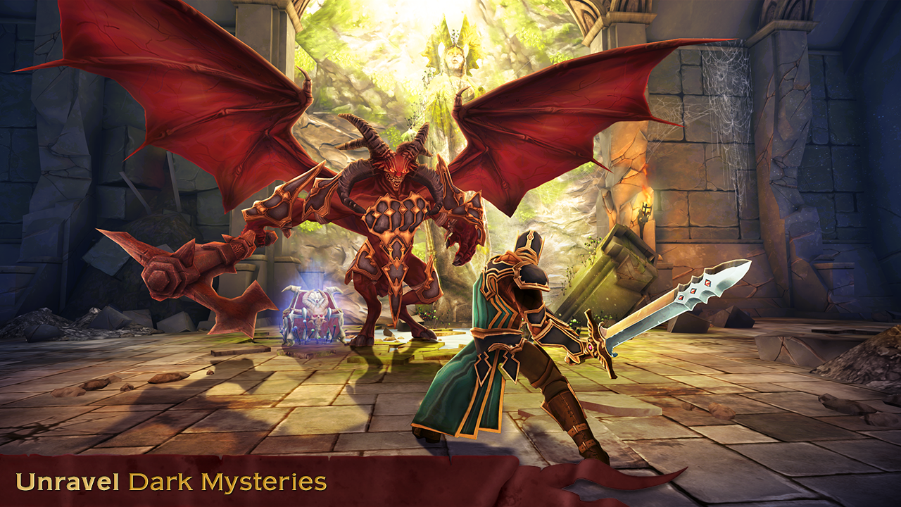 Download Game Offline Android Terbaik Dawnbringer