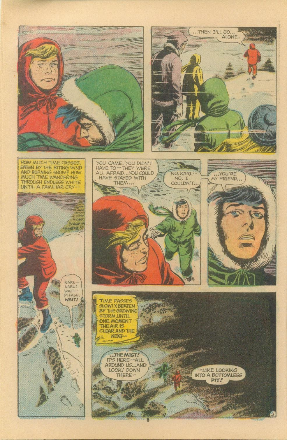 The Witching Hour (1969) issue 38 - Page 9