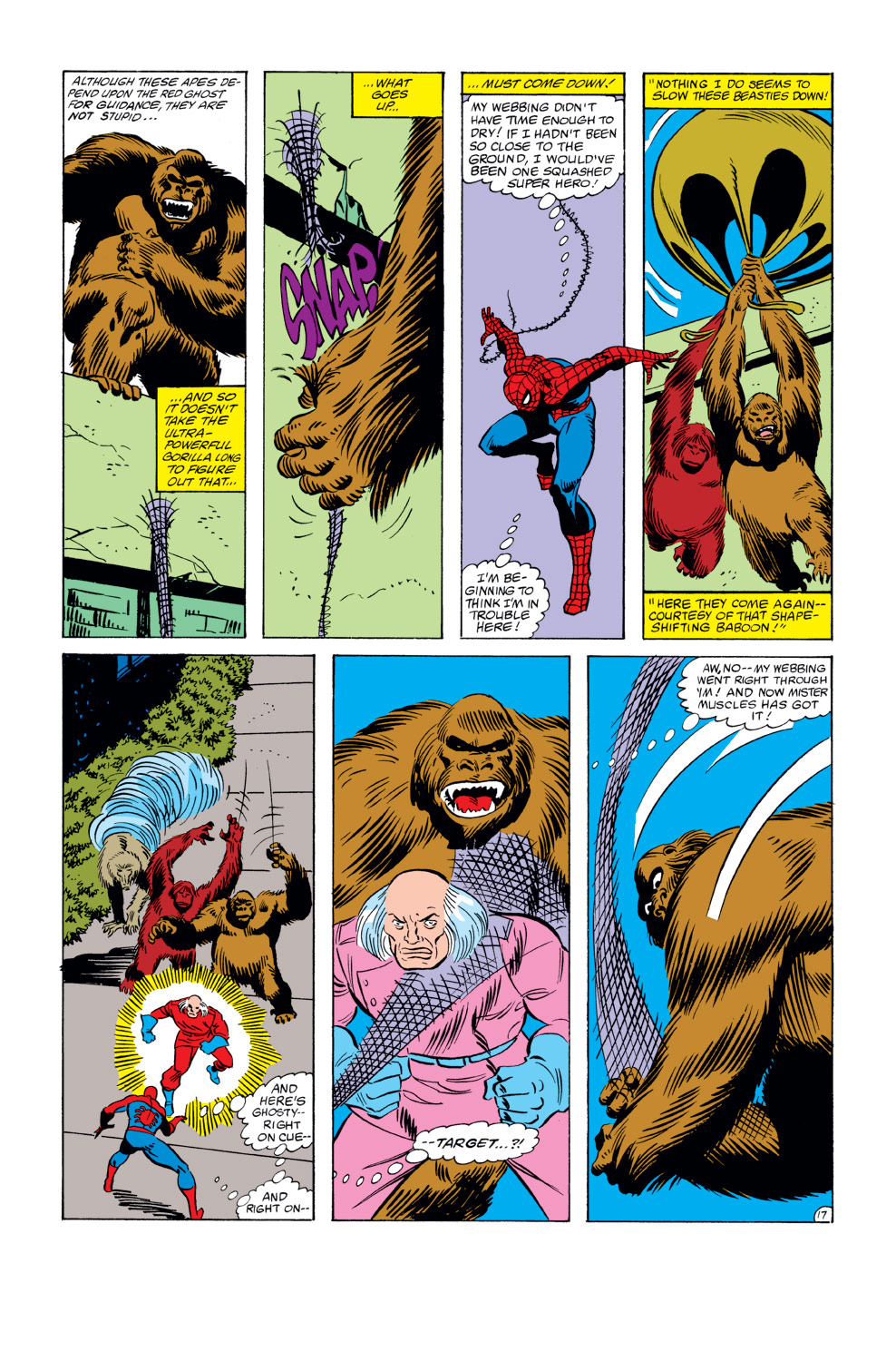 The Amazing Spider-Man (1963) 223 Page 17