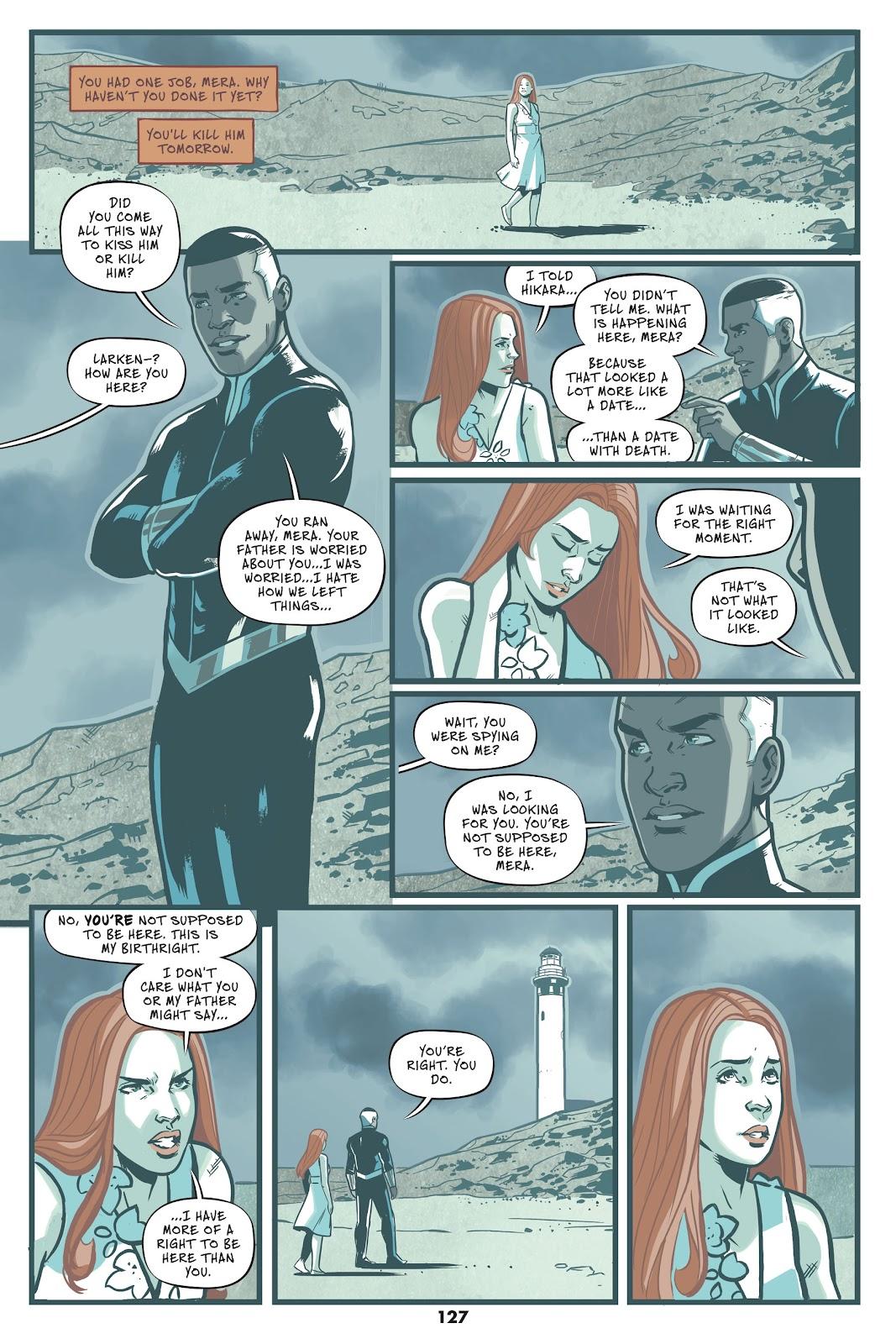 Read online Mera: Tidebreaker comic -  Issue # TPB (Part 2) - 27