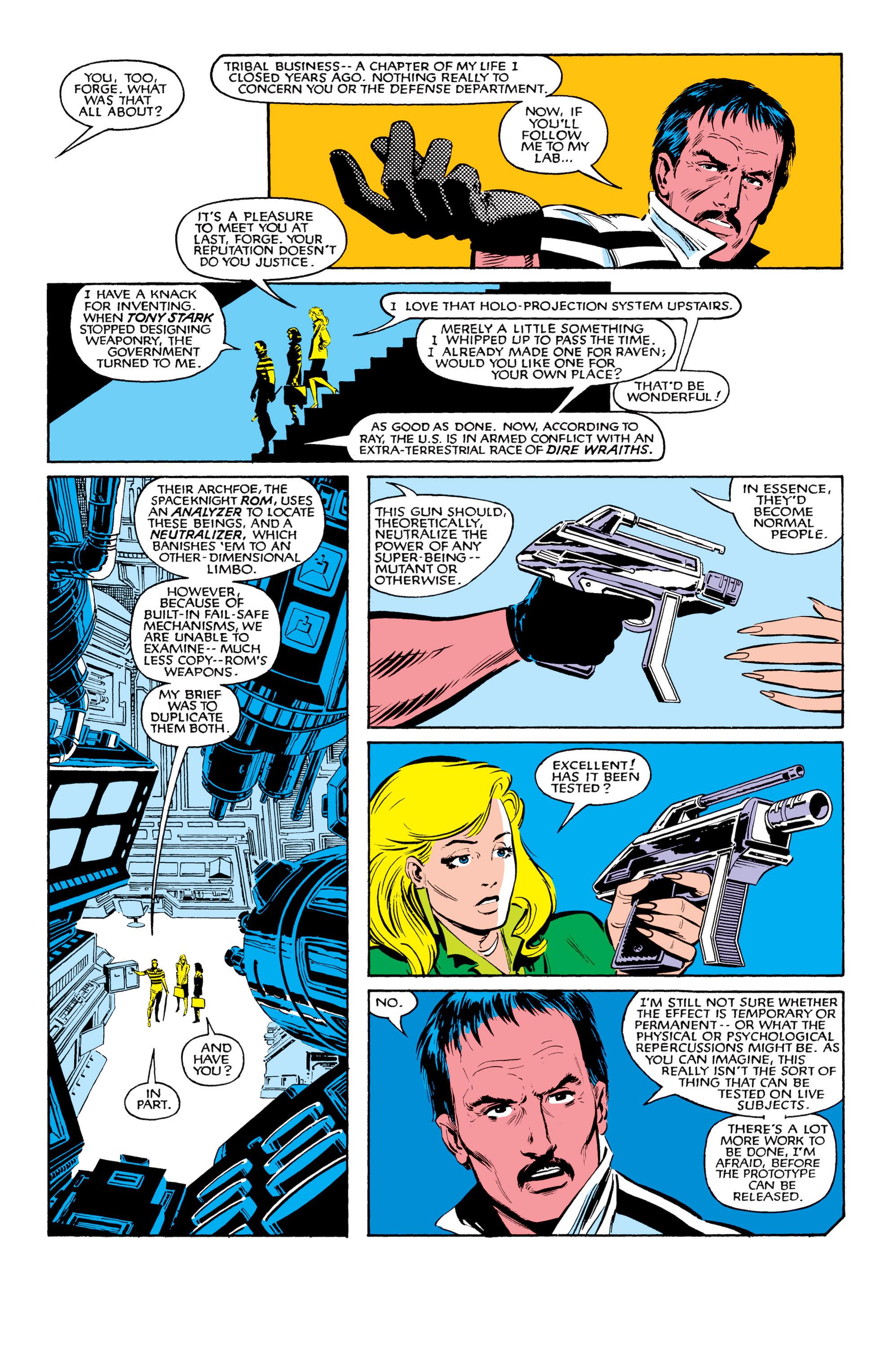 Read online Uncanny X-Men (1963) comic -  Issue #184 - 5