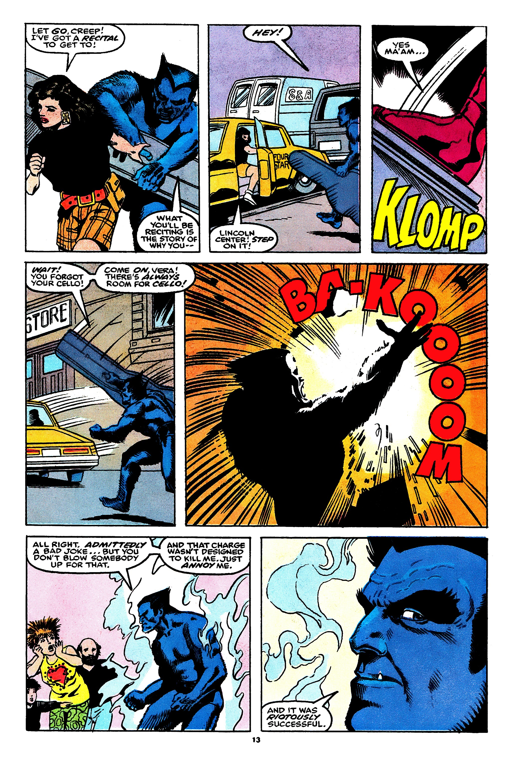 Read online X-Factor (1986) comic -  Issue #55 - 10