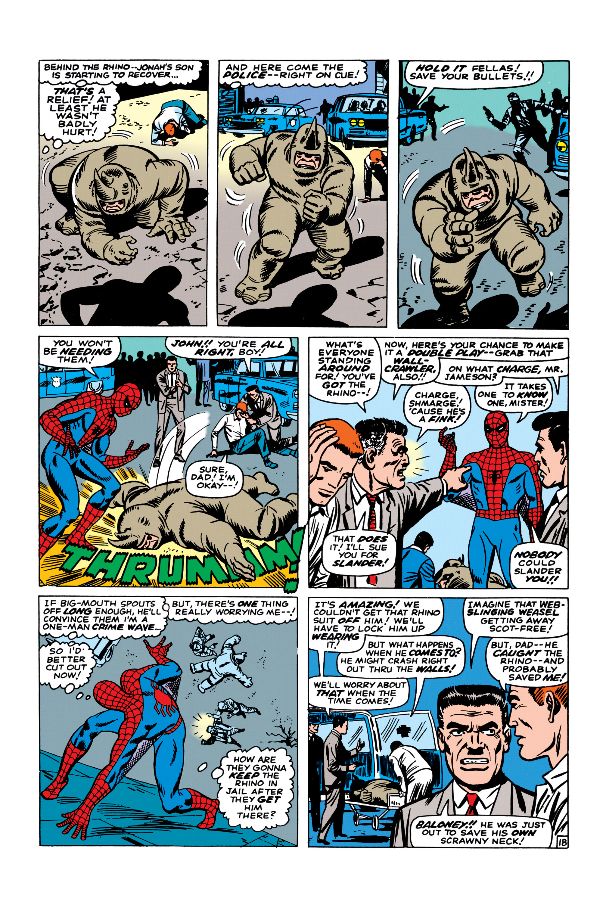 The Amazing Spider-Man (1963) 41 Page 18