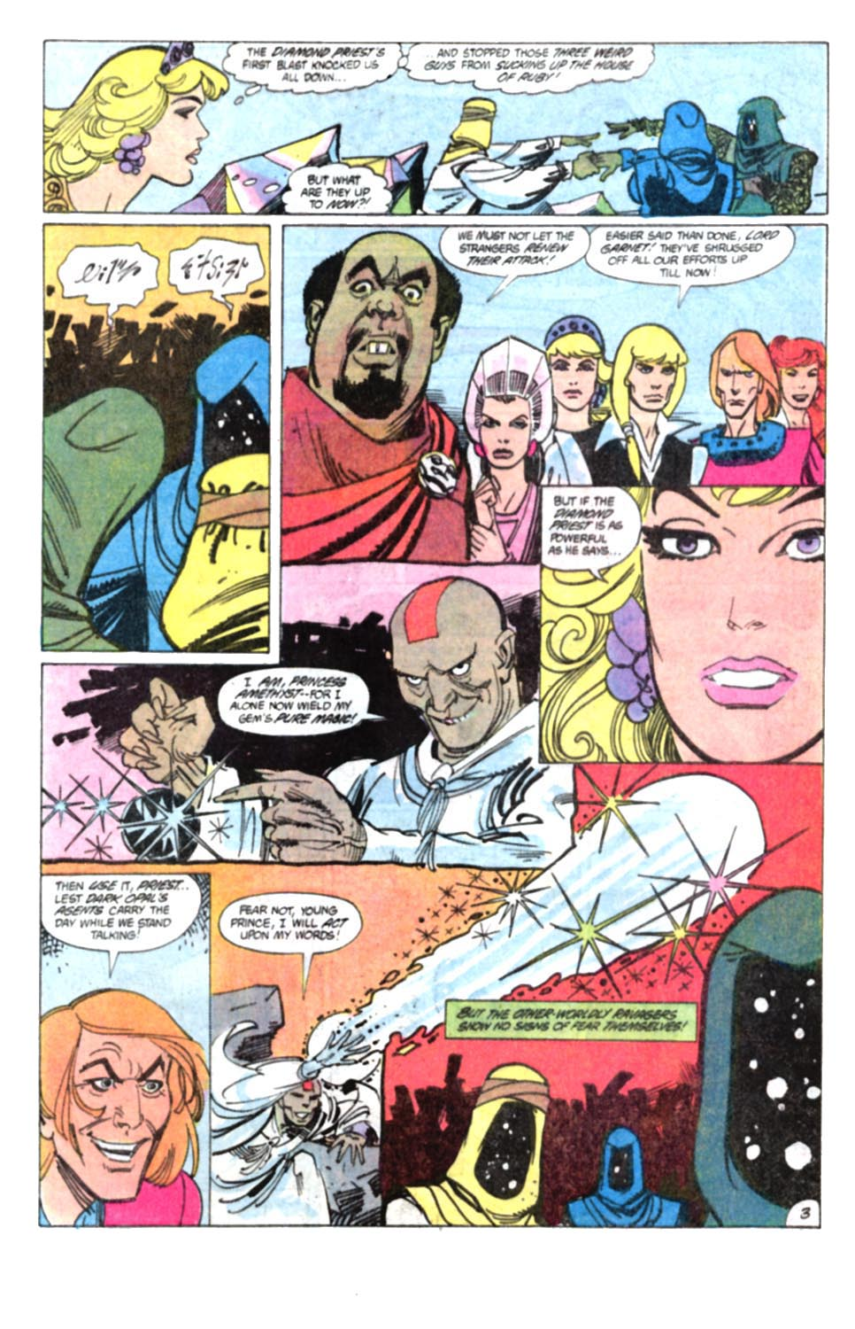 Read online Amethyst, Princess of Gemworld comic -  Issue #9 - 4