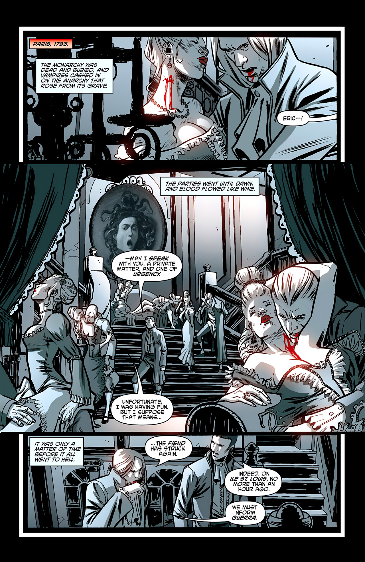 Read online True Blood: French Quarter comic -  Issue #2 - 19
