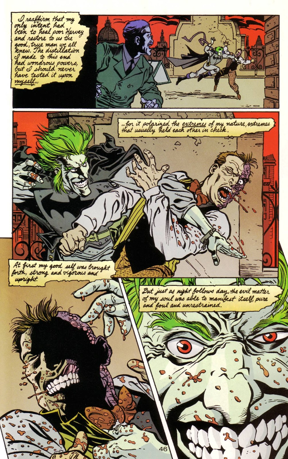 Batman: Two Faces issue Full - Page 47