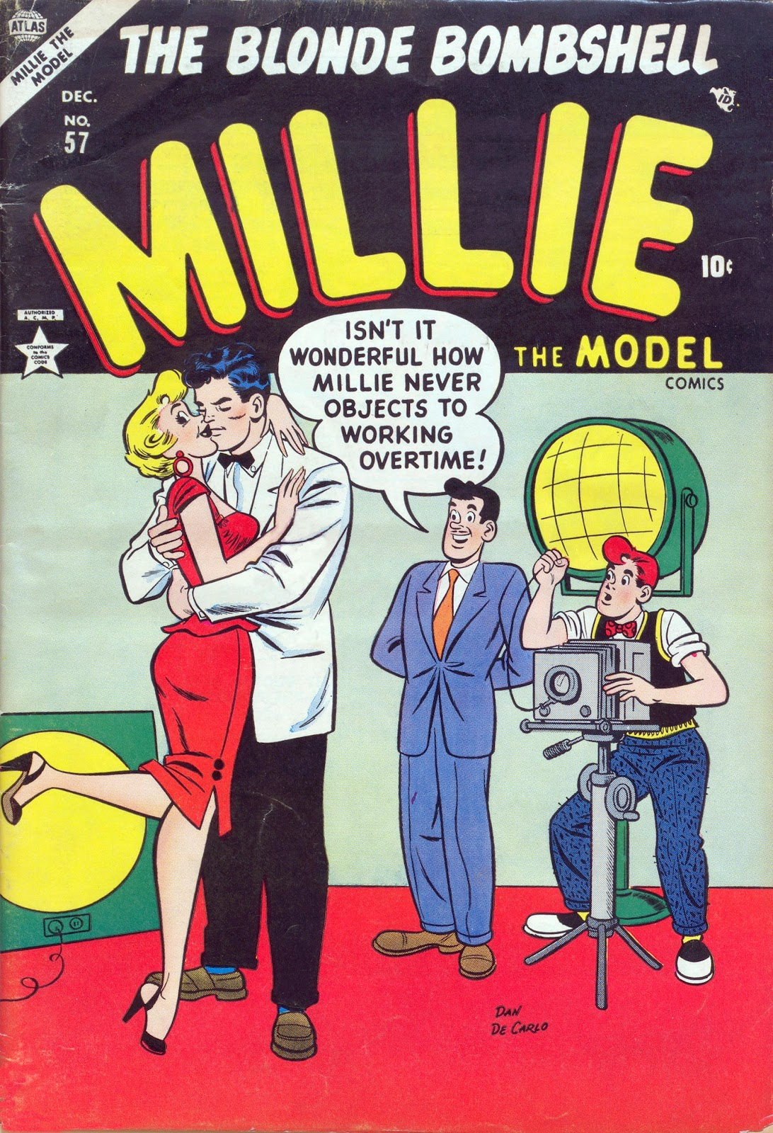 Millie the Model issue 57 - Page 1