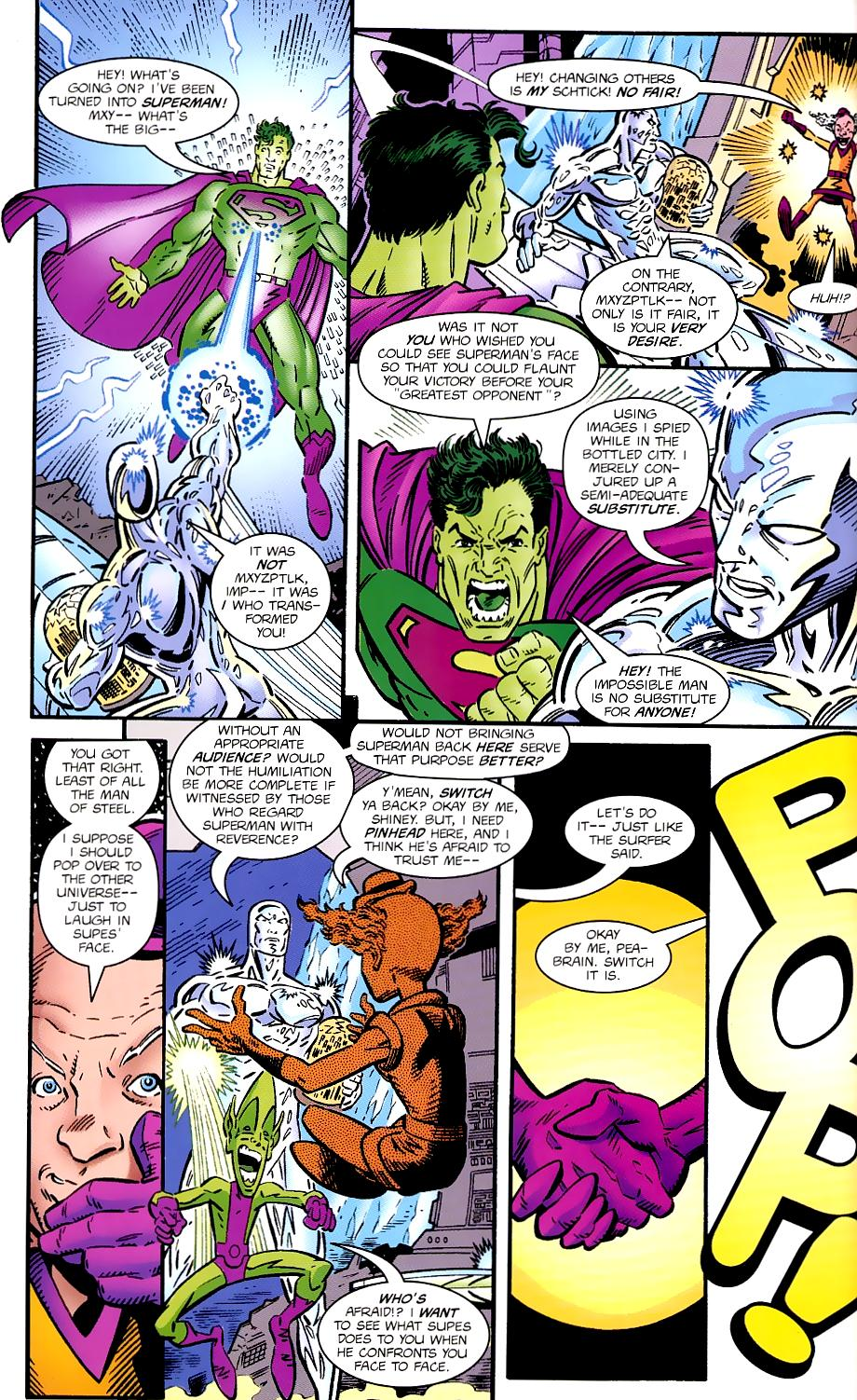 Read online Silver Surfer/Superman comic -  Issue # Full - 40