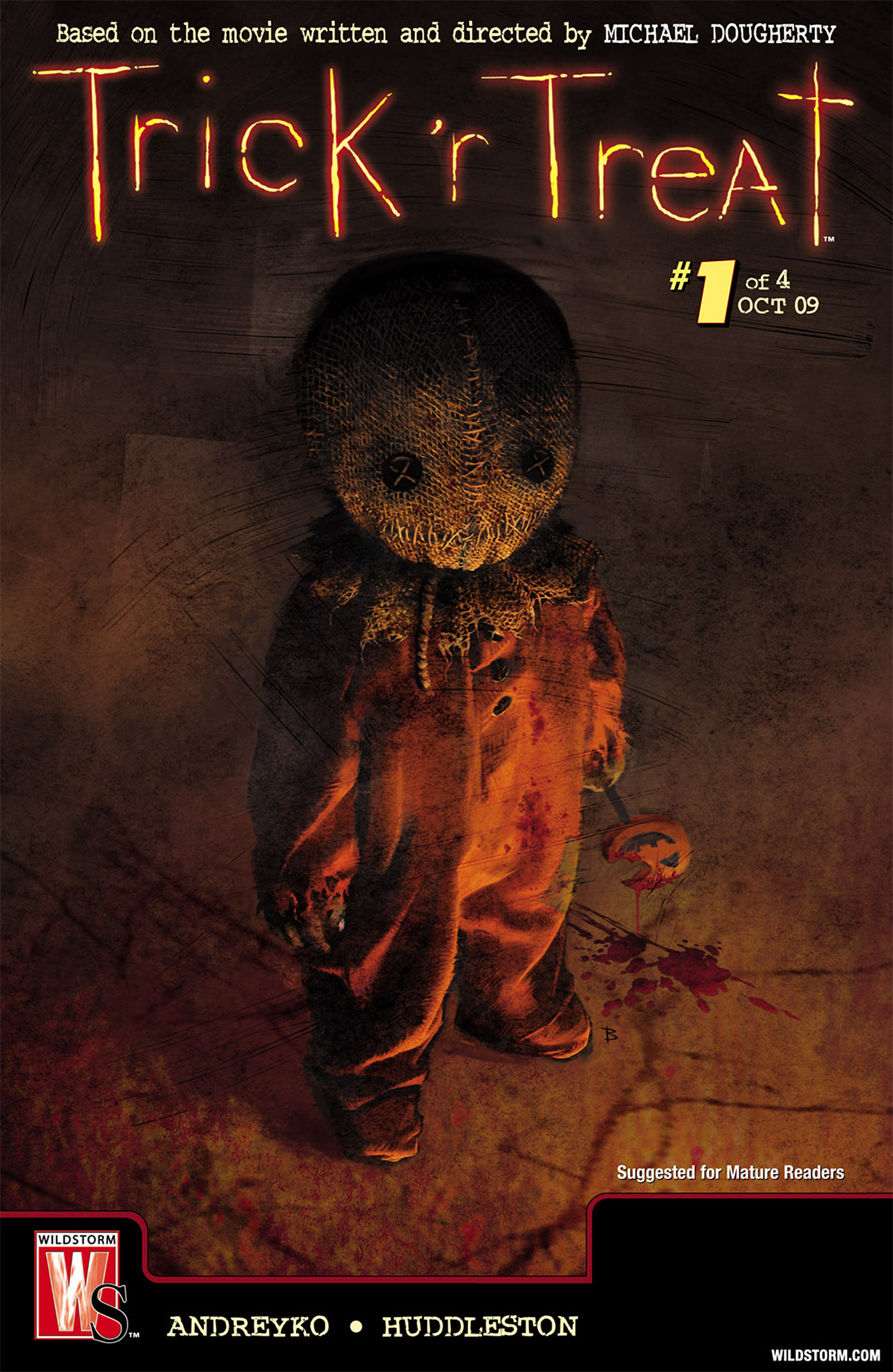 Read online Trick 'r Treat comic -  Issue #1 - 1