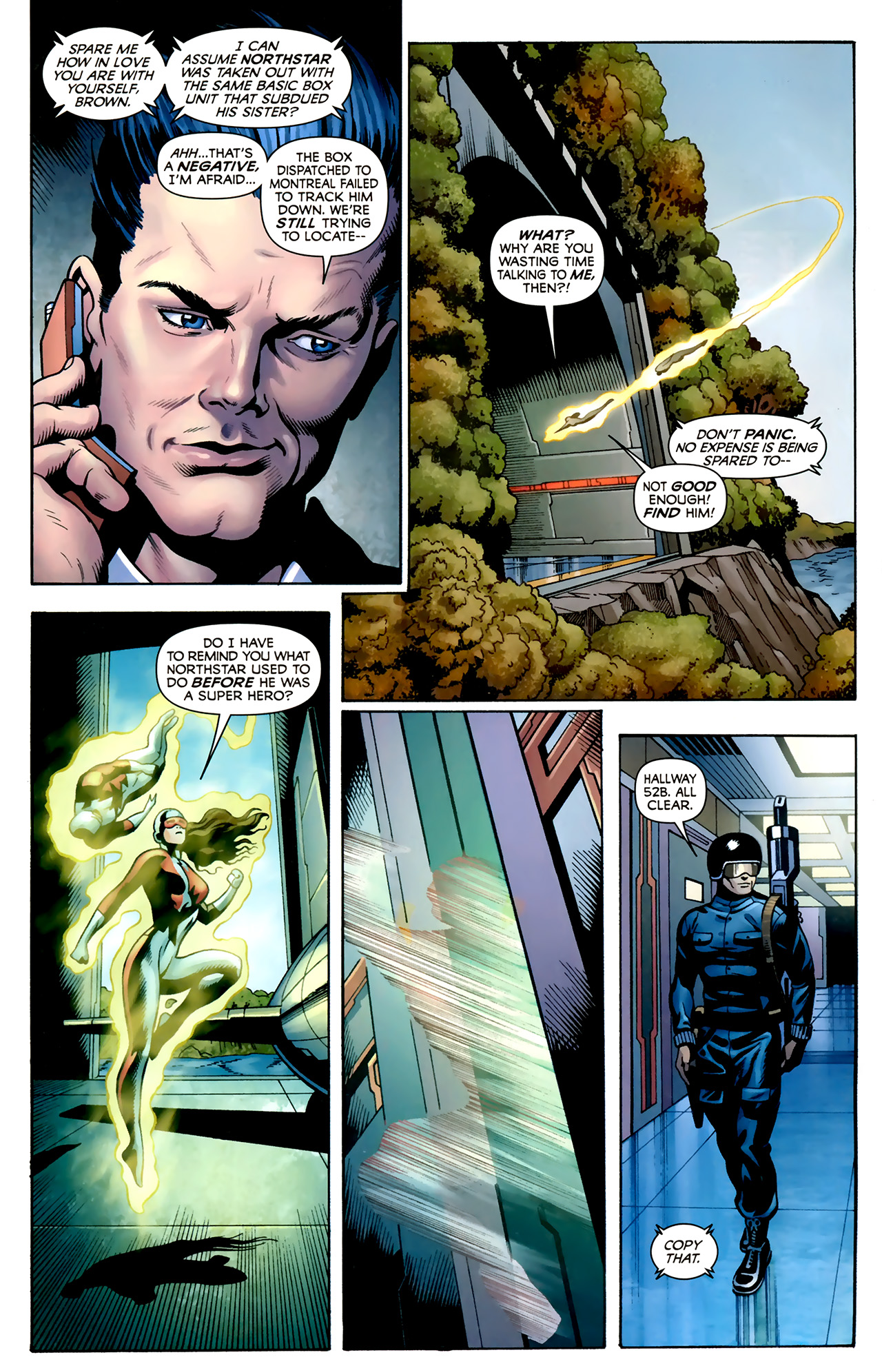 Read online Alpha Flight (2011) comic -  Issue #2 - 8