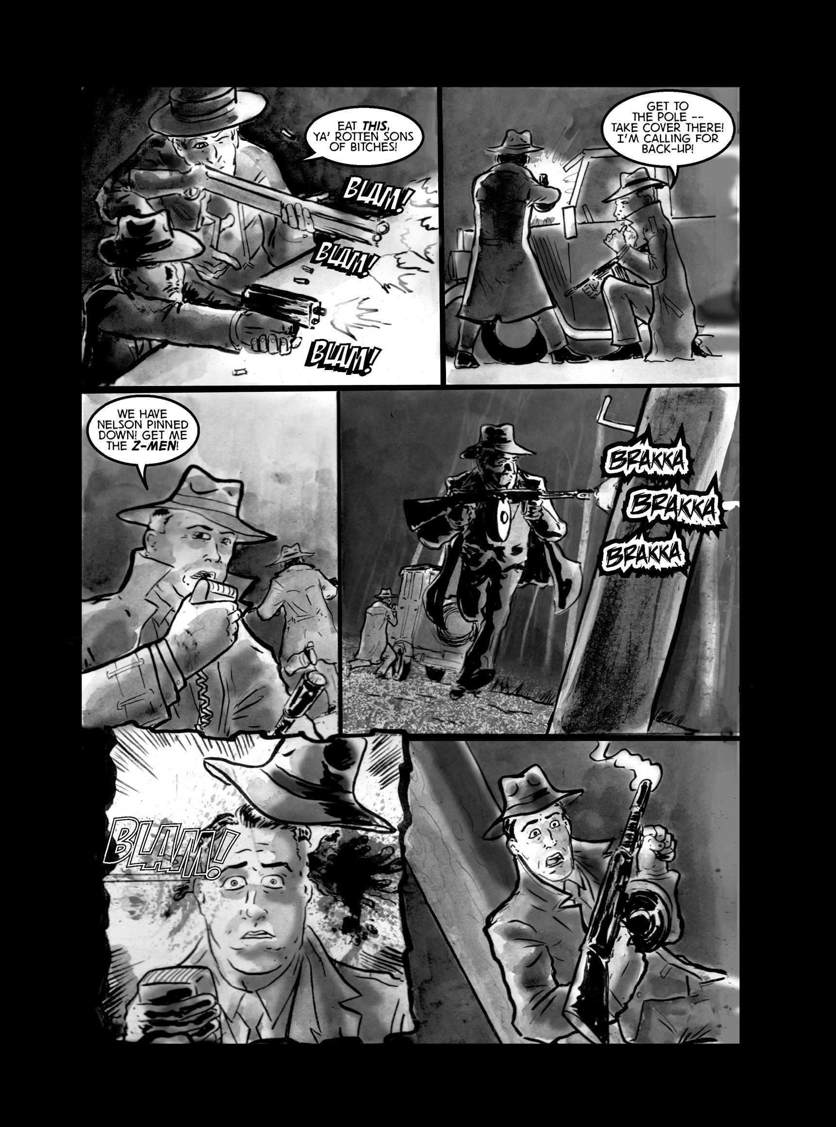Read online FUBAR comic -  Issue #3 - 245