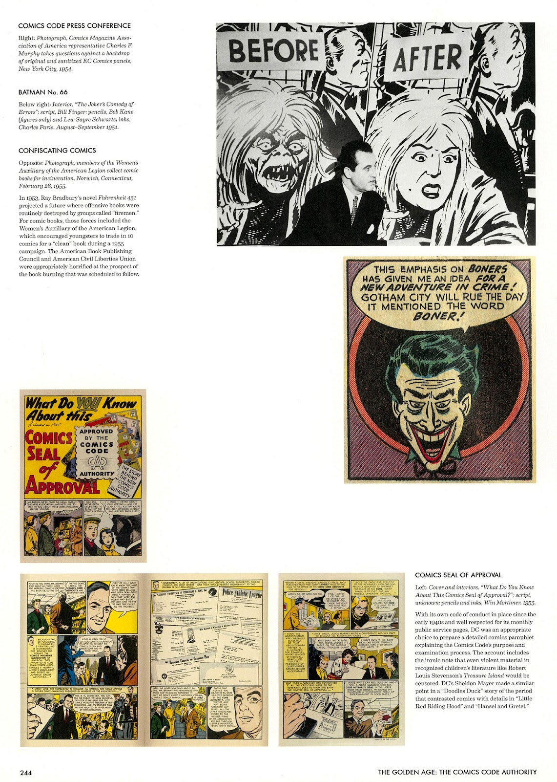 Read online 75 Years Of DC Comics comic -  Issue # TPB (Part 3) - 56