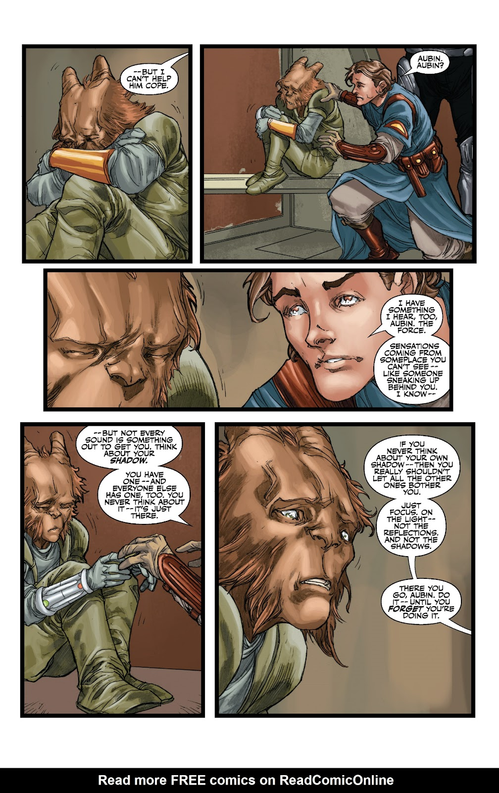 Read online Star Wars Legends: The Old Republic - Epic Collection comic -  Issue # TPB 3 (Part 1) - 71
