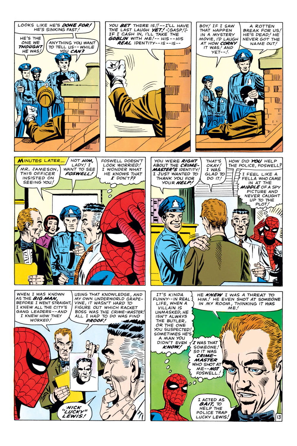 The Amazing Spider-Man (1963) 27 Page 13
