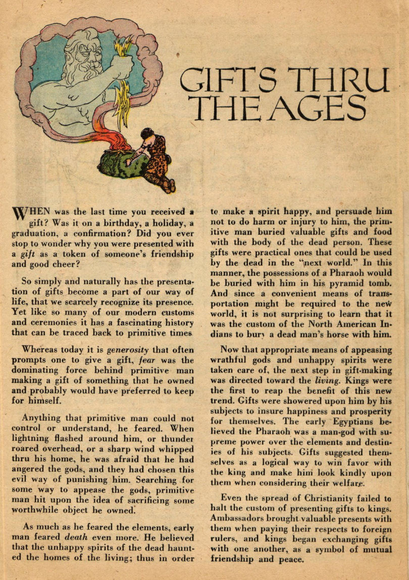 Read online Sensation (Mystery) Comics comic -  Issue #100 - 39