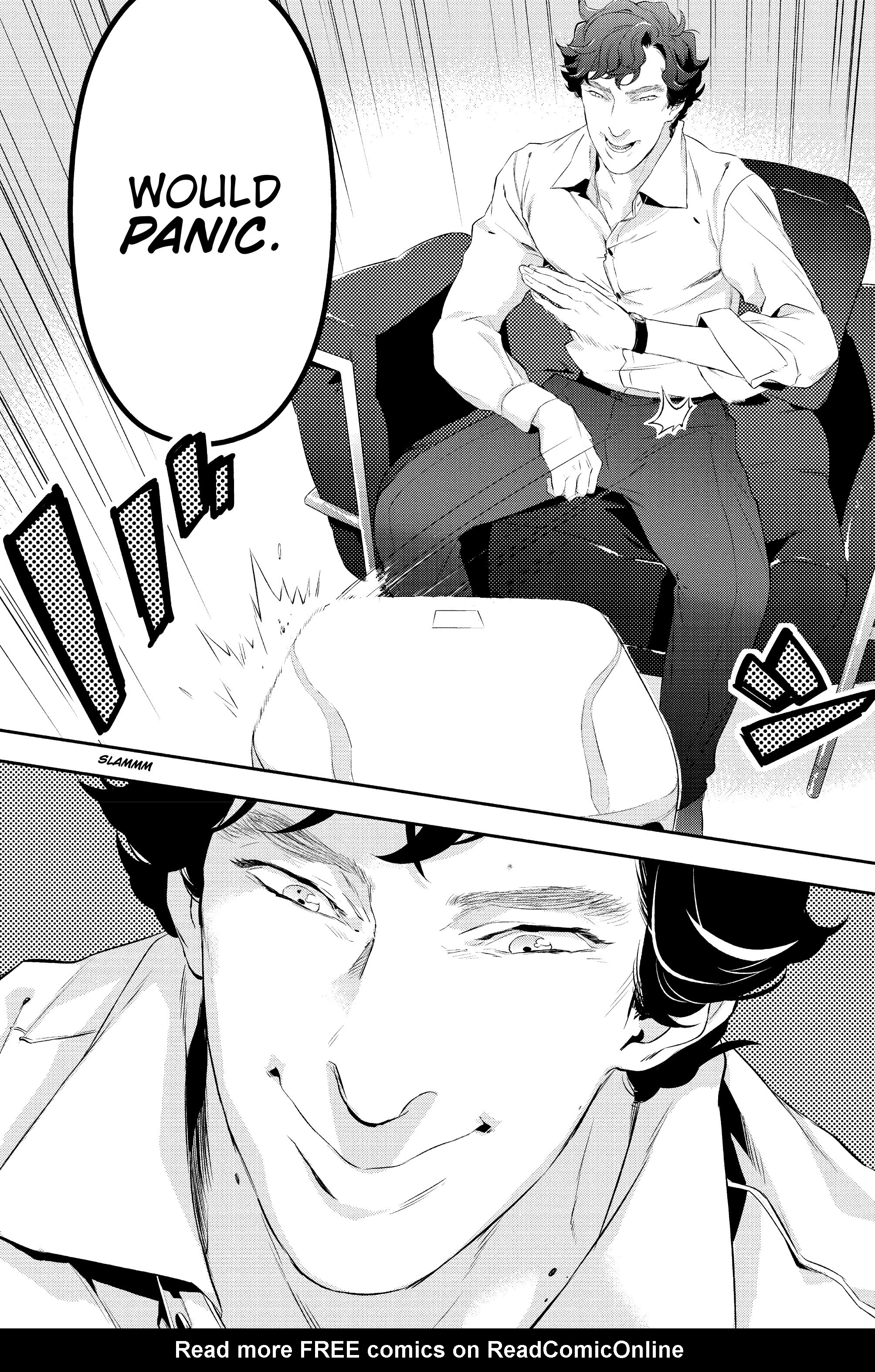 Read online Sherlock: A Study In Pink comic -  Issue #3 - 33