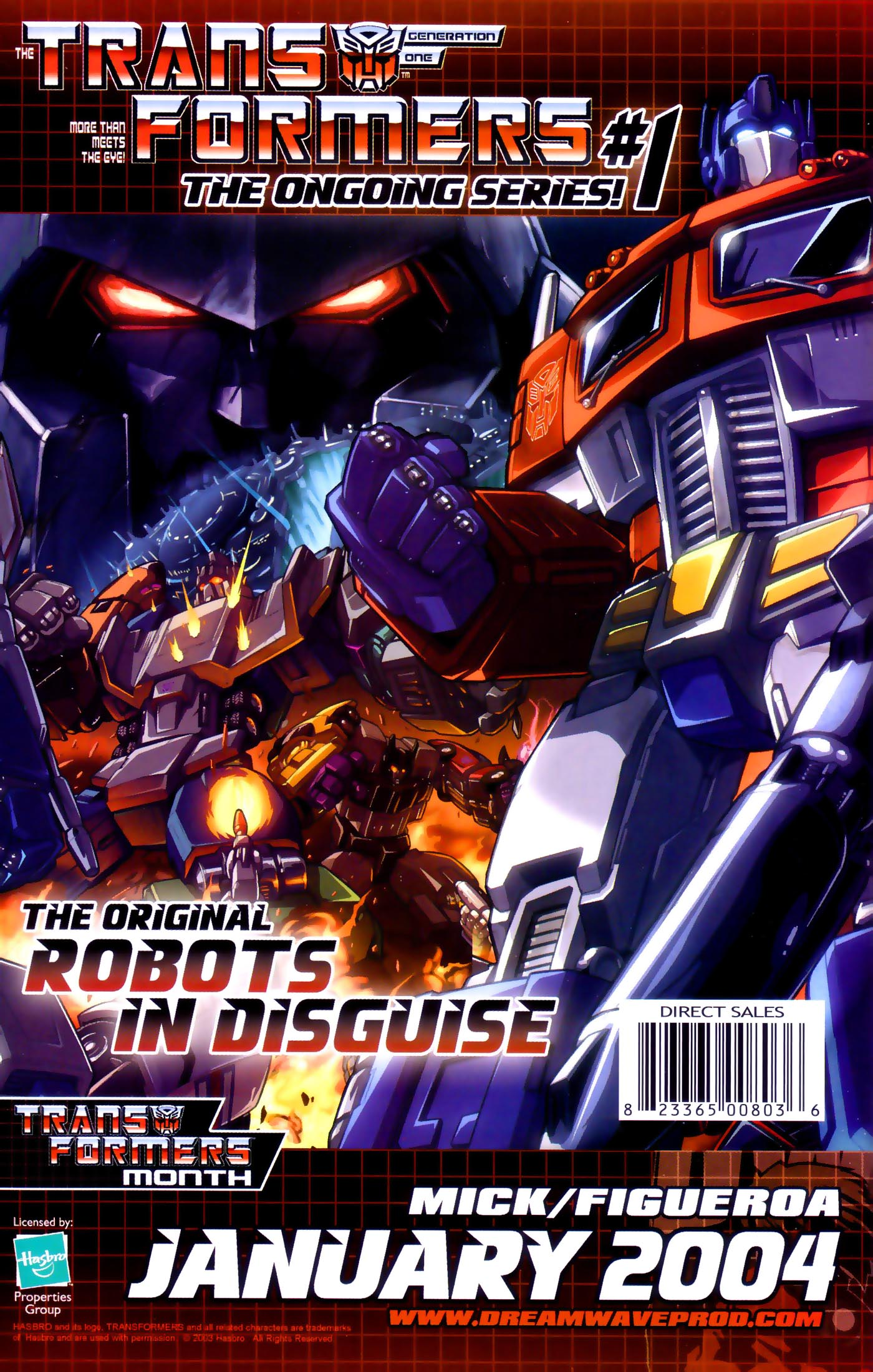 Read online Transformers/G.I. Joe comic -  Issue #4 - 27
