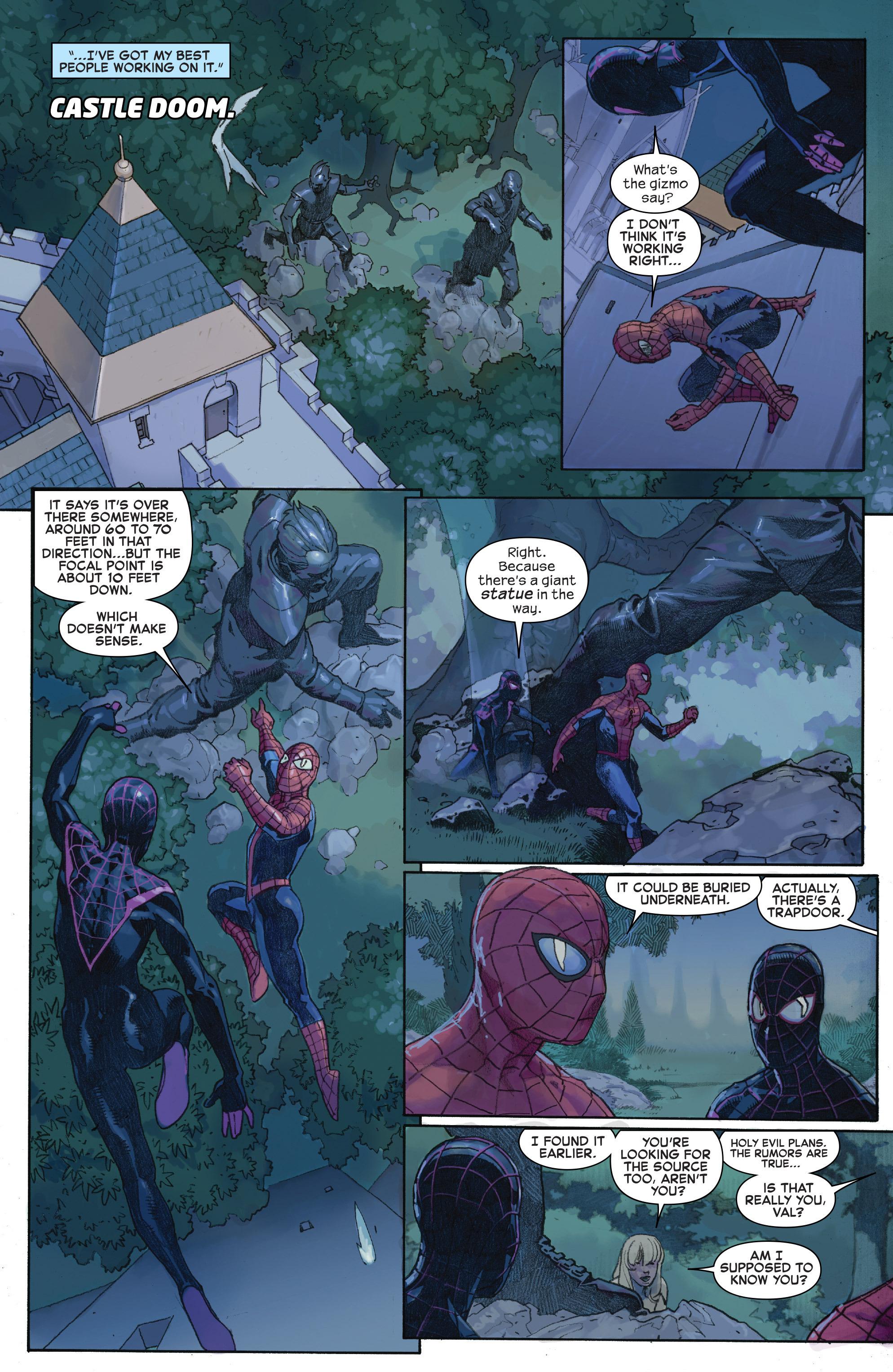 Read online Secret Wars comic -  Issue #6 - 13
