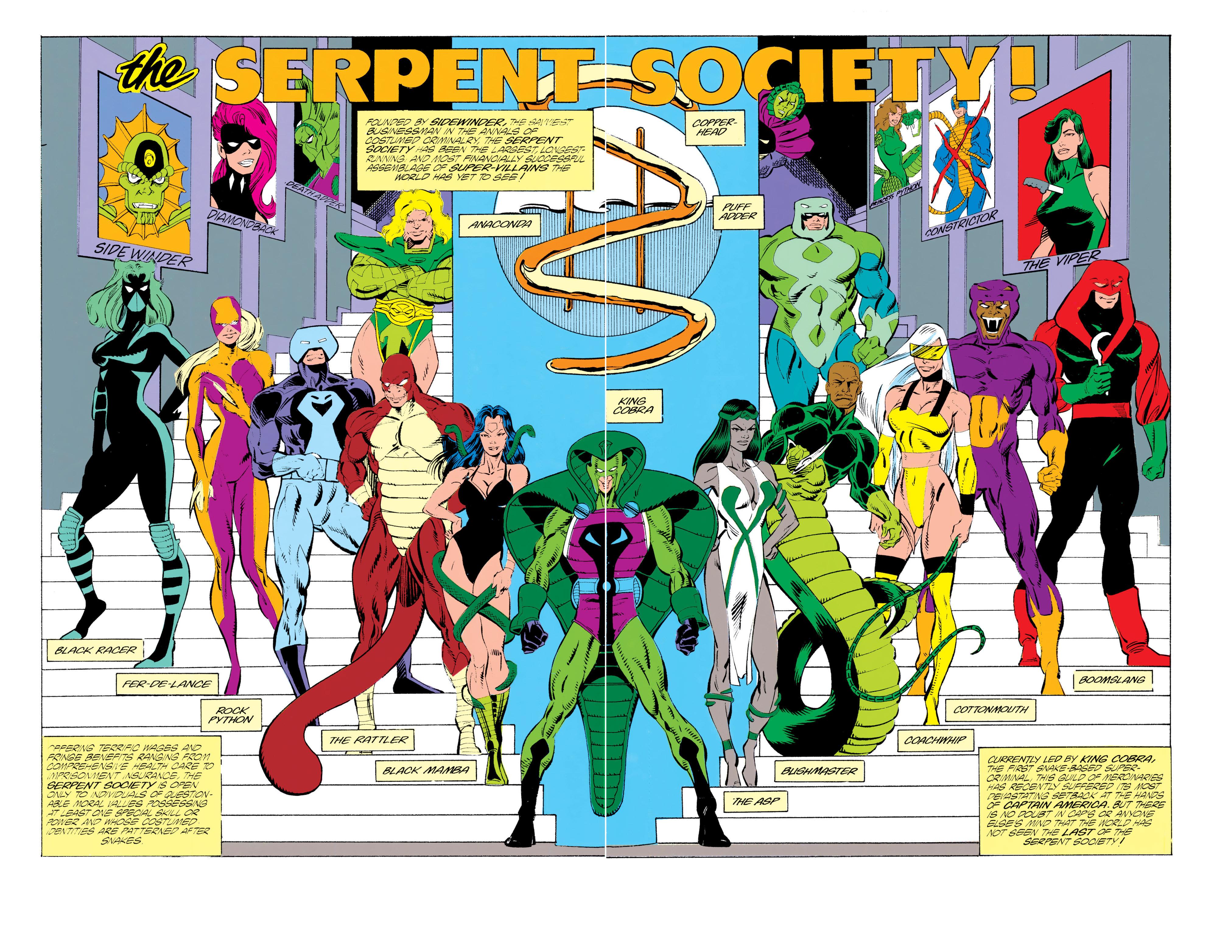 Read online Captain America (1968) comic -  Issue # _Annual 10 - 54
