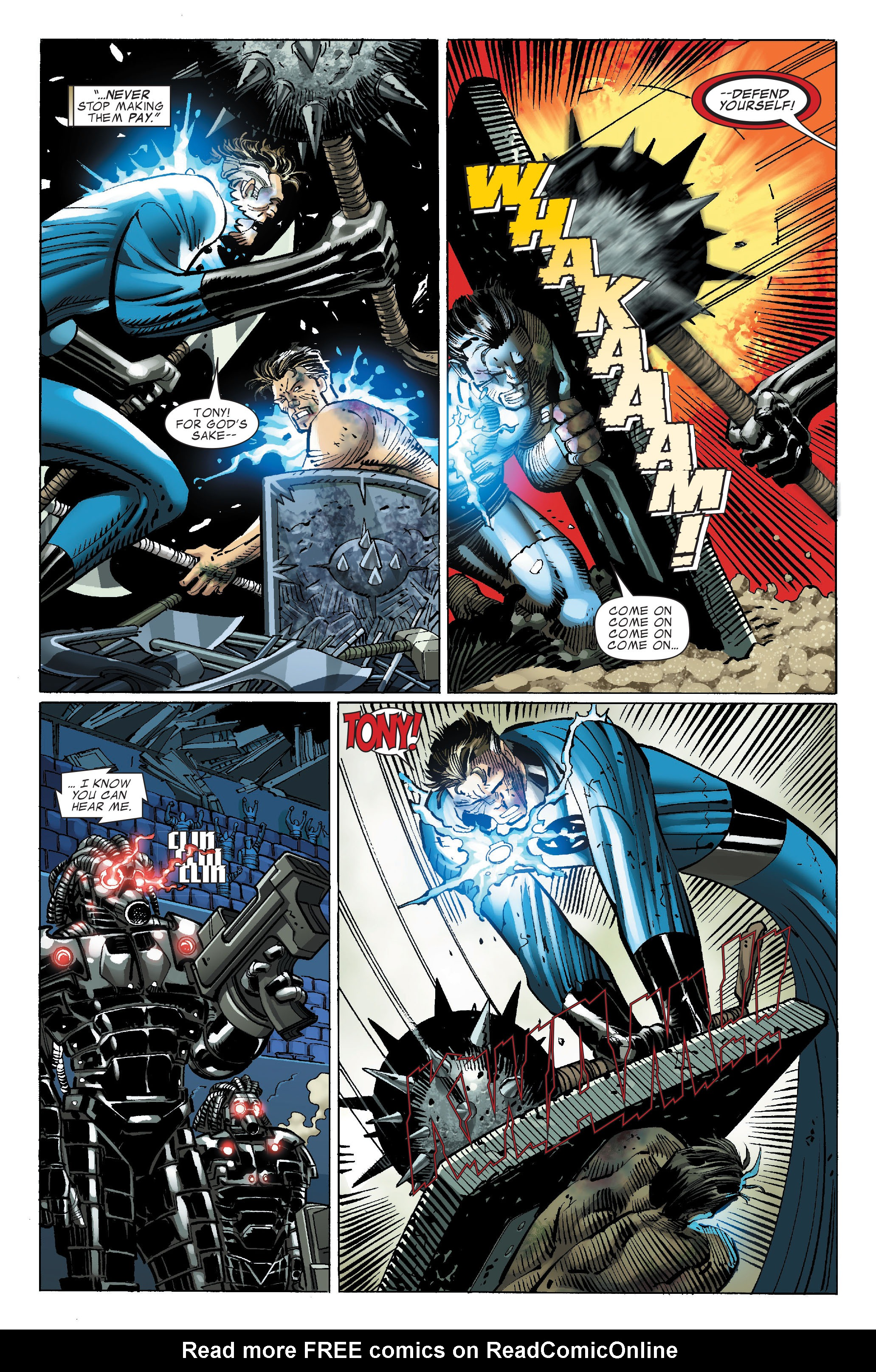Read online World War Hulk comic -  Issue #4 - 30