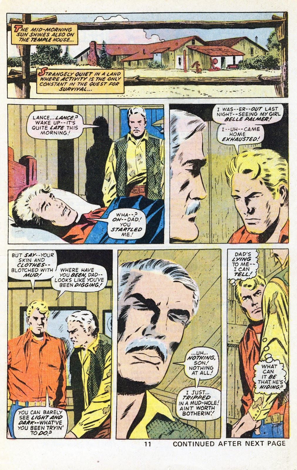 The Outlaw Kid (1970) issue 29 - Page 13