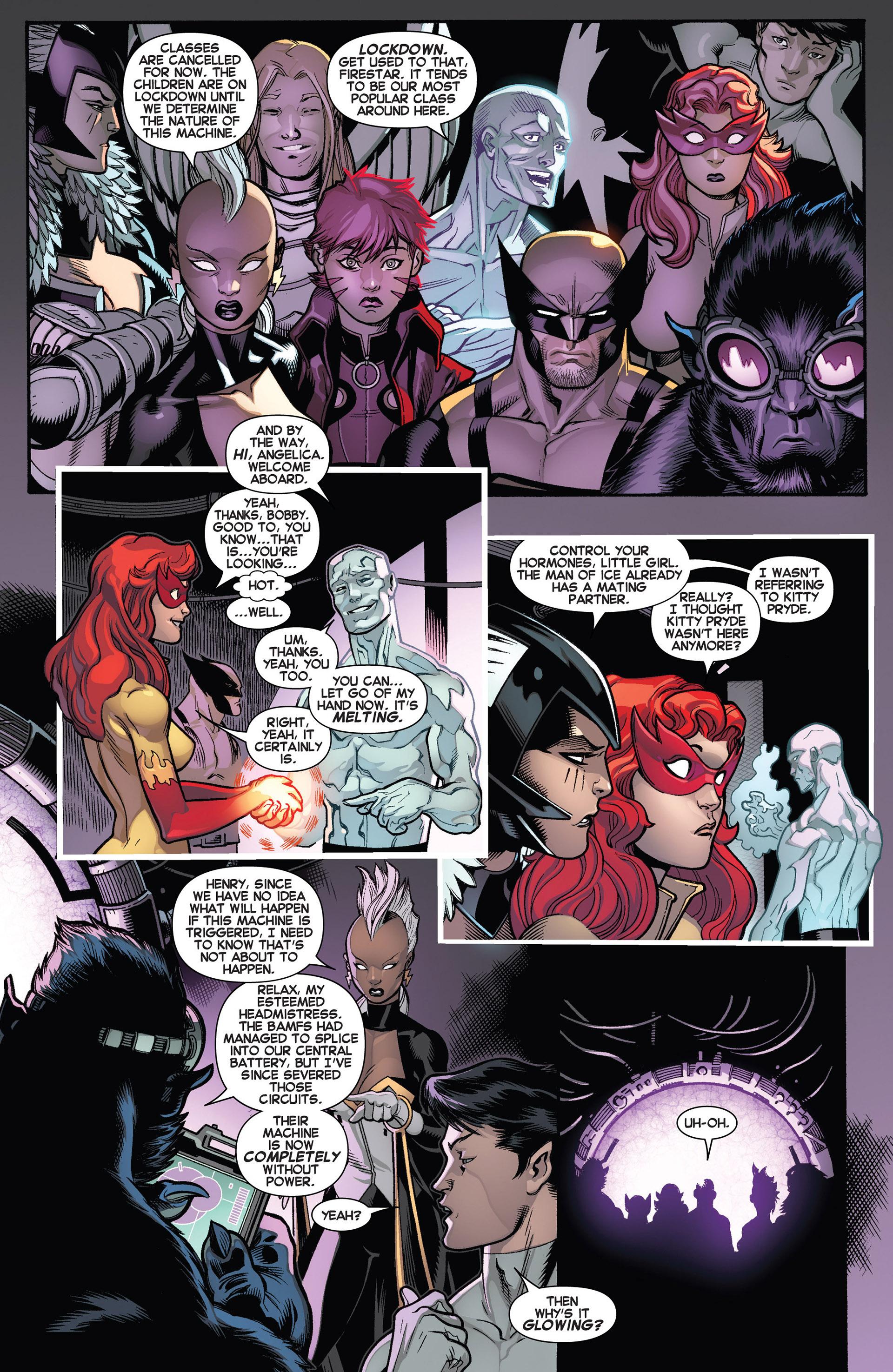 Read online Amazing X-Men (2014) comic -  Issue #1 - 20