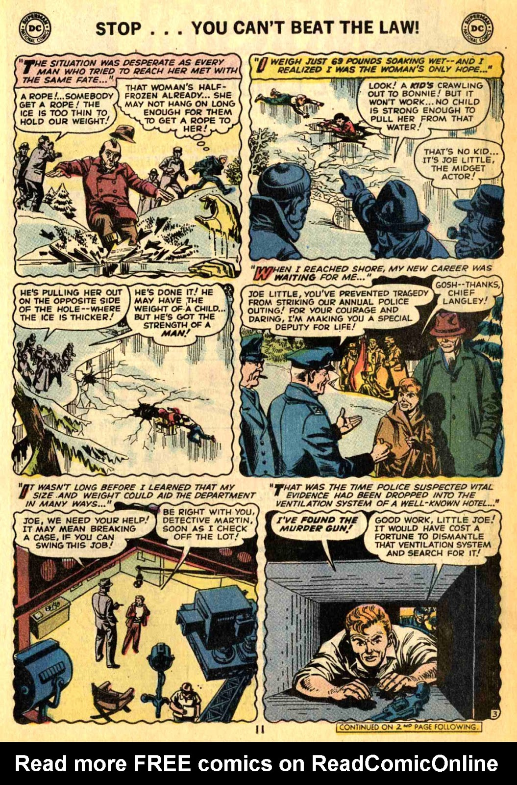 Comic DC Special (1968) issue 10