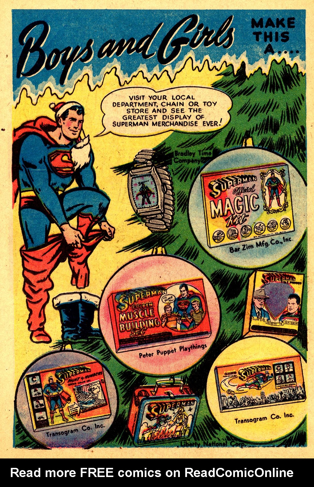 Read online Adventure Comics (1938) comic -  Issue #220 - 16