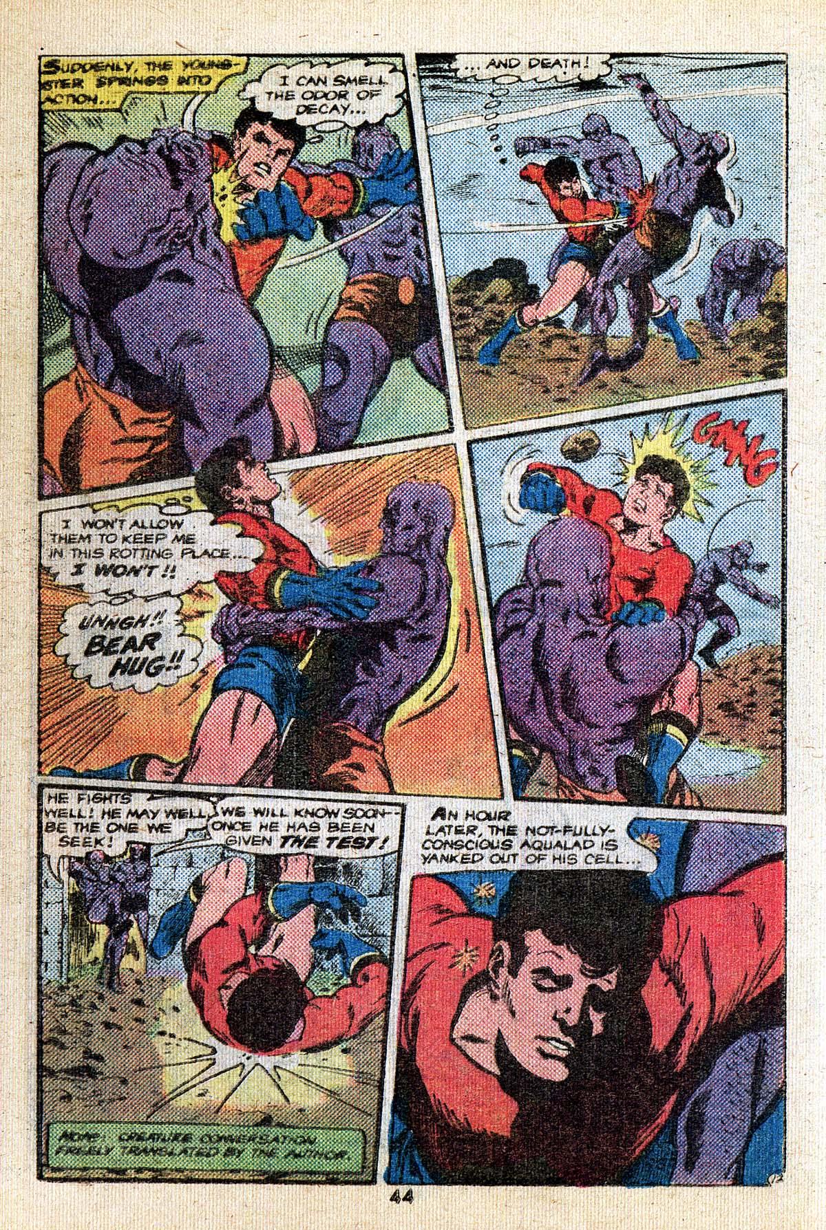 Read online Adventure Comics (1938) comic -  Issue #494 - 44