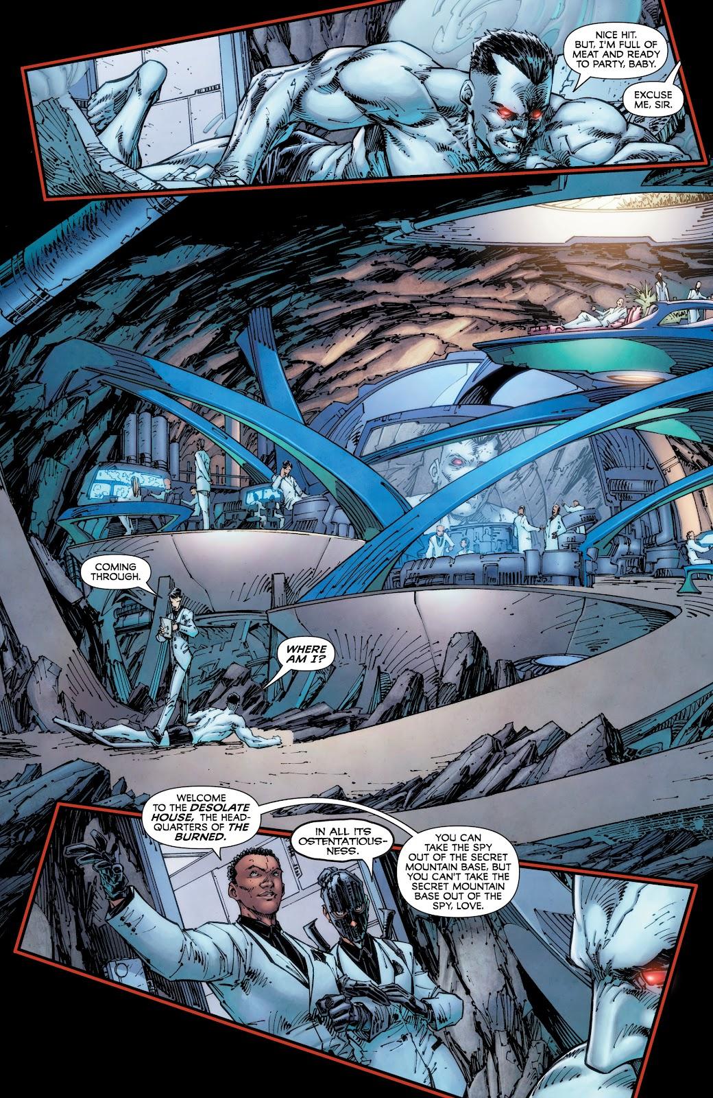 Read online Bloodshot (2019) comic -  Issue #4 - 6