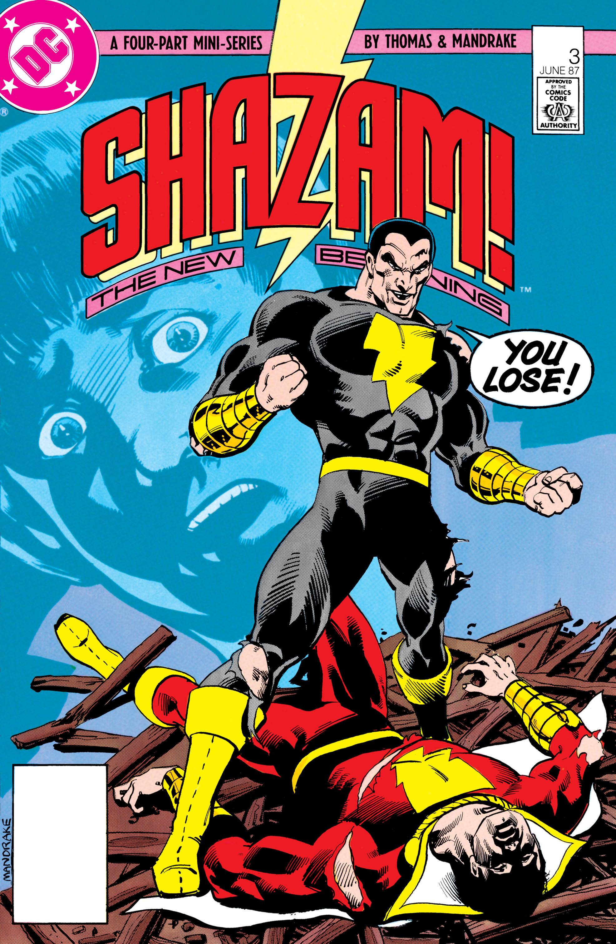 Shazam!: The New Beginning 3 Page 1