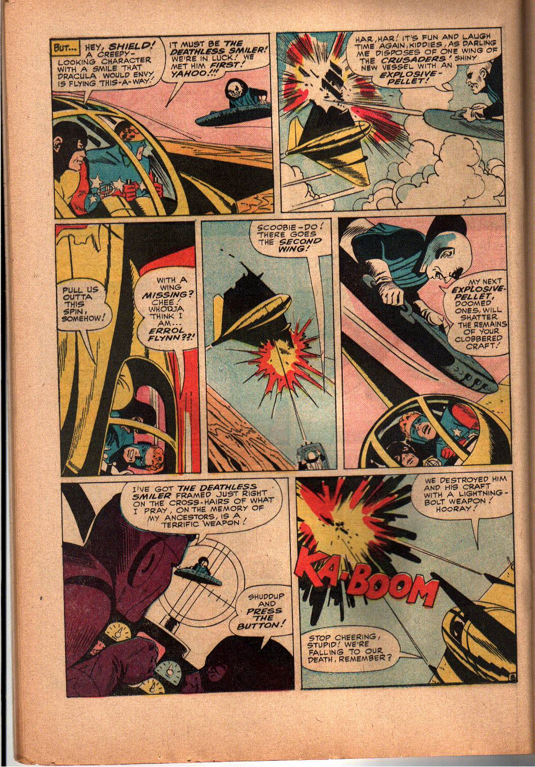 The Mighty Crusaders (1965) Issue #3 #3 - English 17