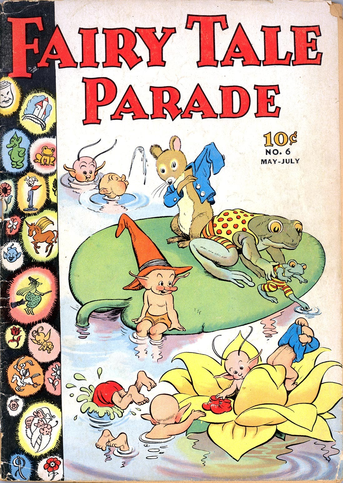 Fairy Tale Parade 6 Page 1