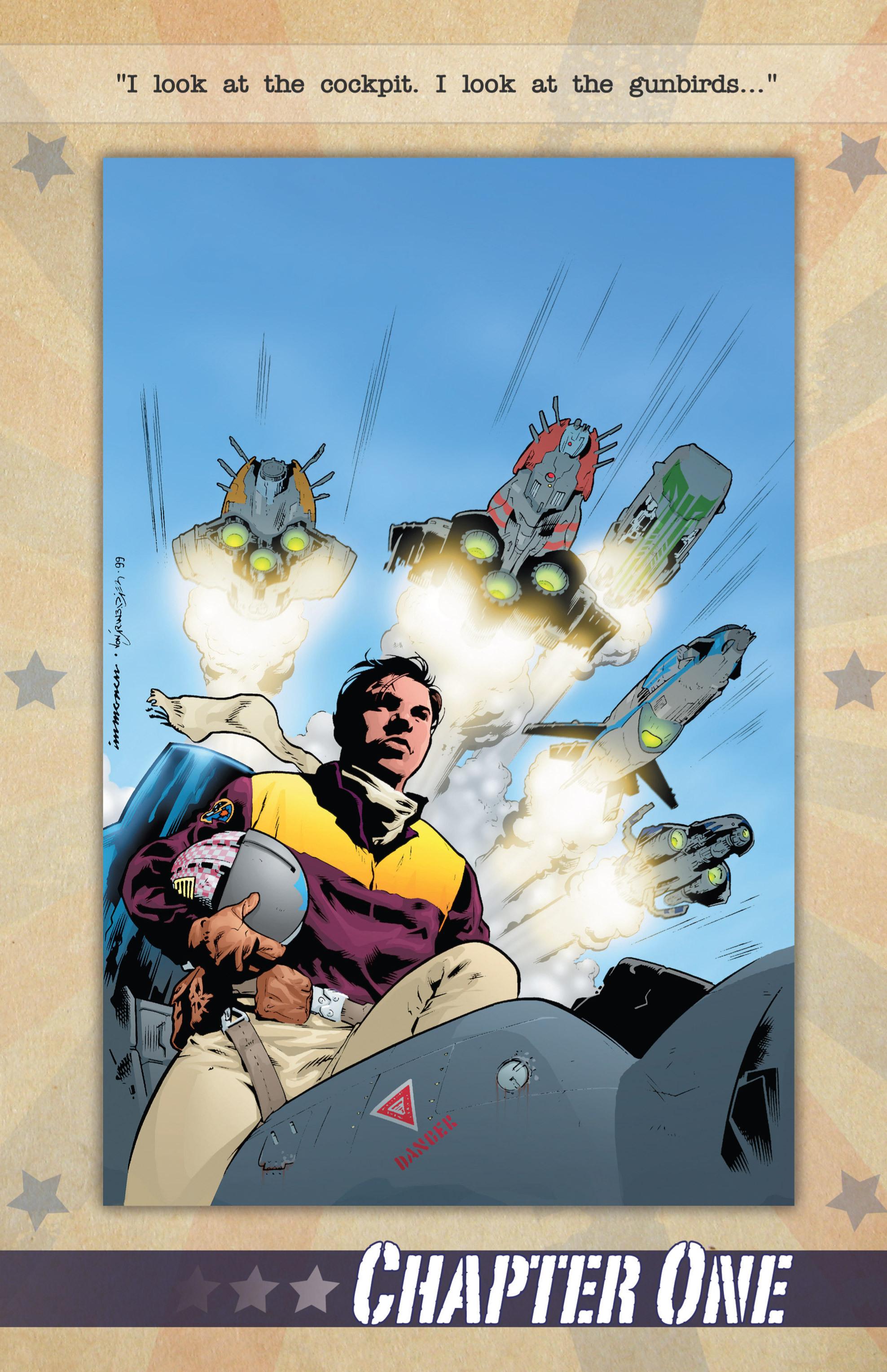 Read online Shockrockets comic -  Issue # TPB - 5