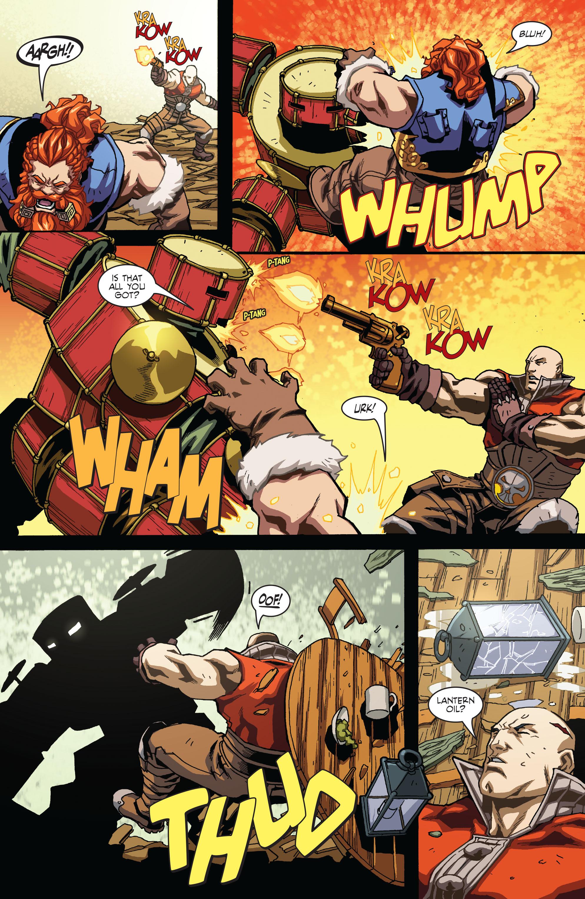 Read online Skullkickers comic -  Issue #12 - 9