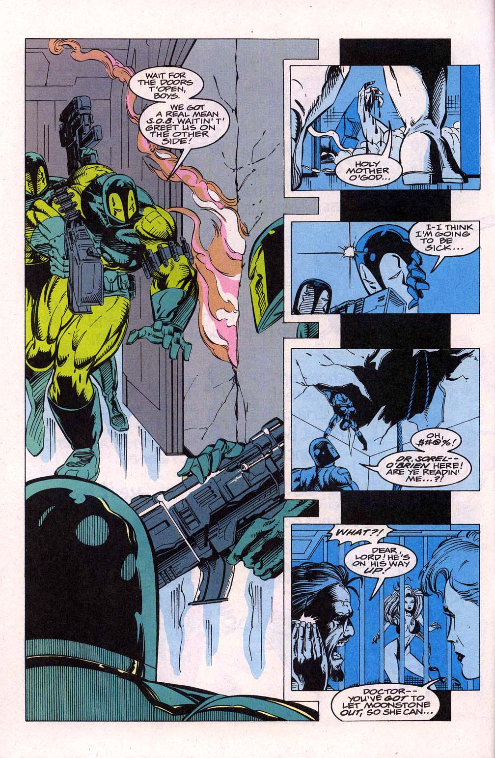 Avengers Unplugged issue 1 - Page 7