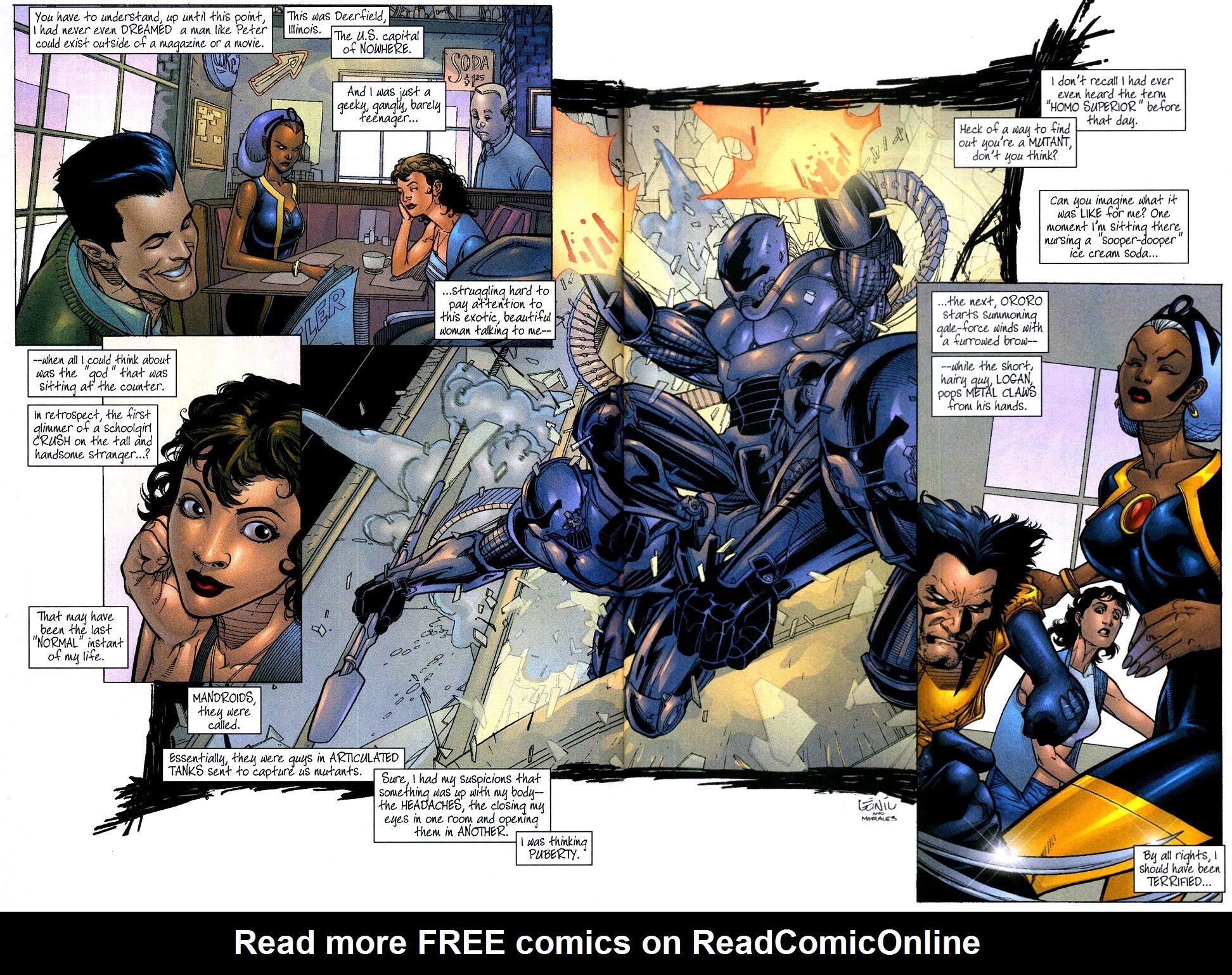 X-Men (1991) 110 Page 2