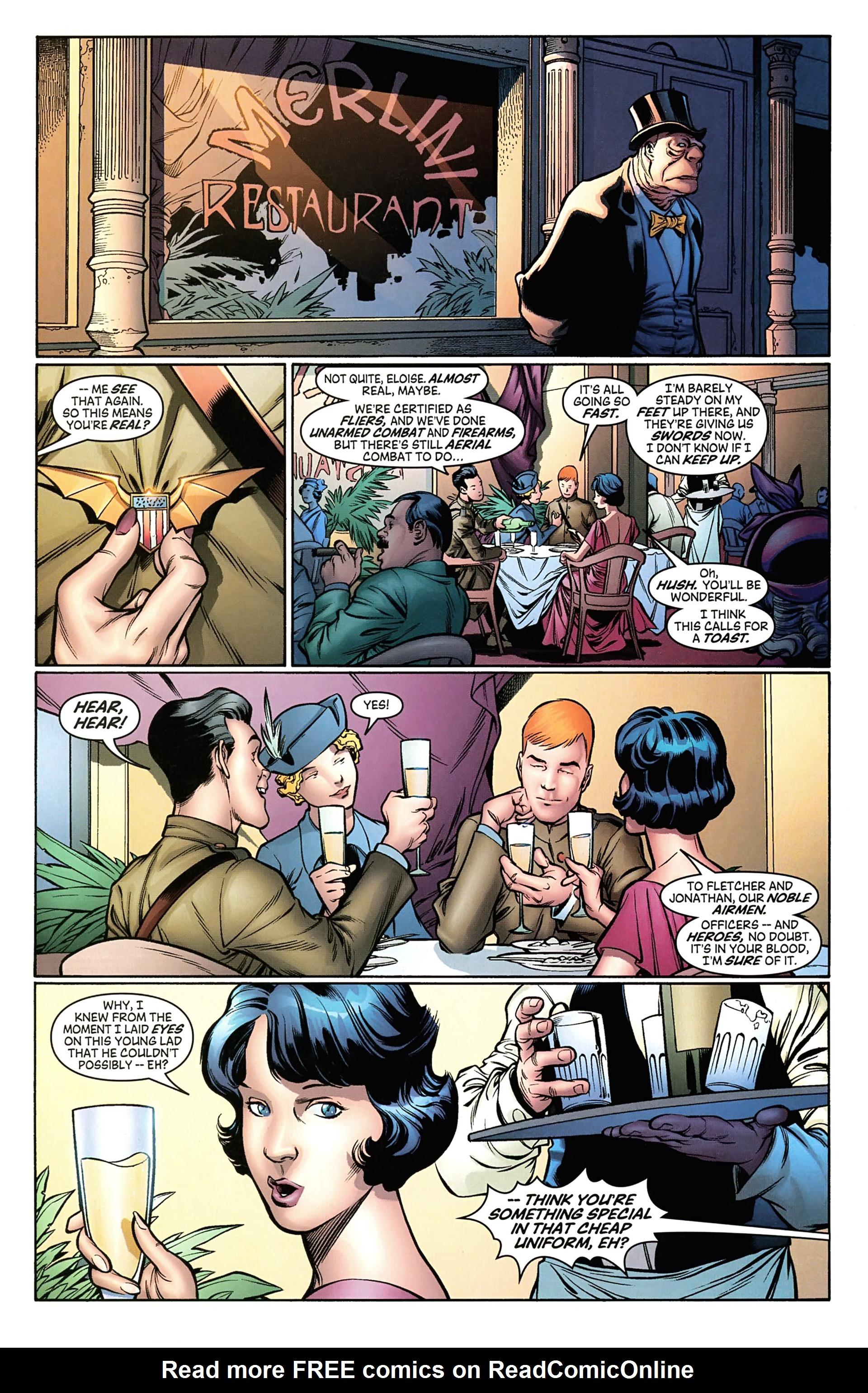 Read online Arrowsmith comic -  Issue #2 - 15