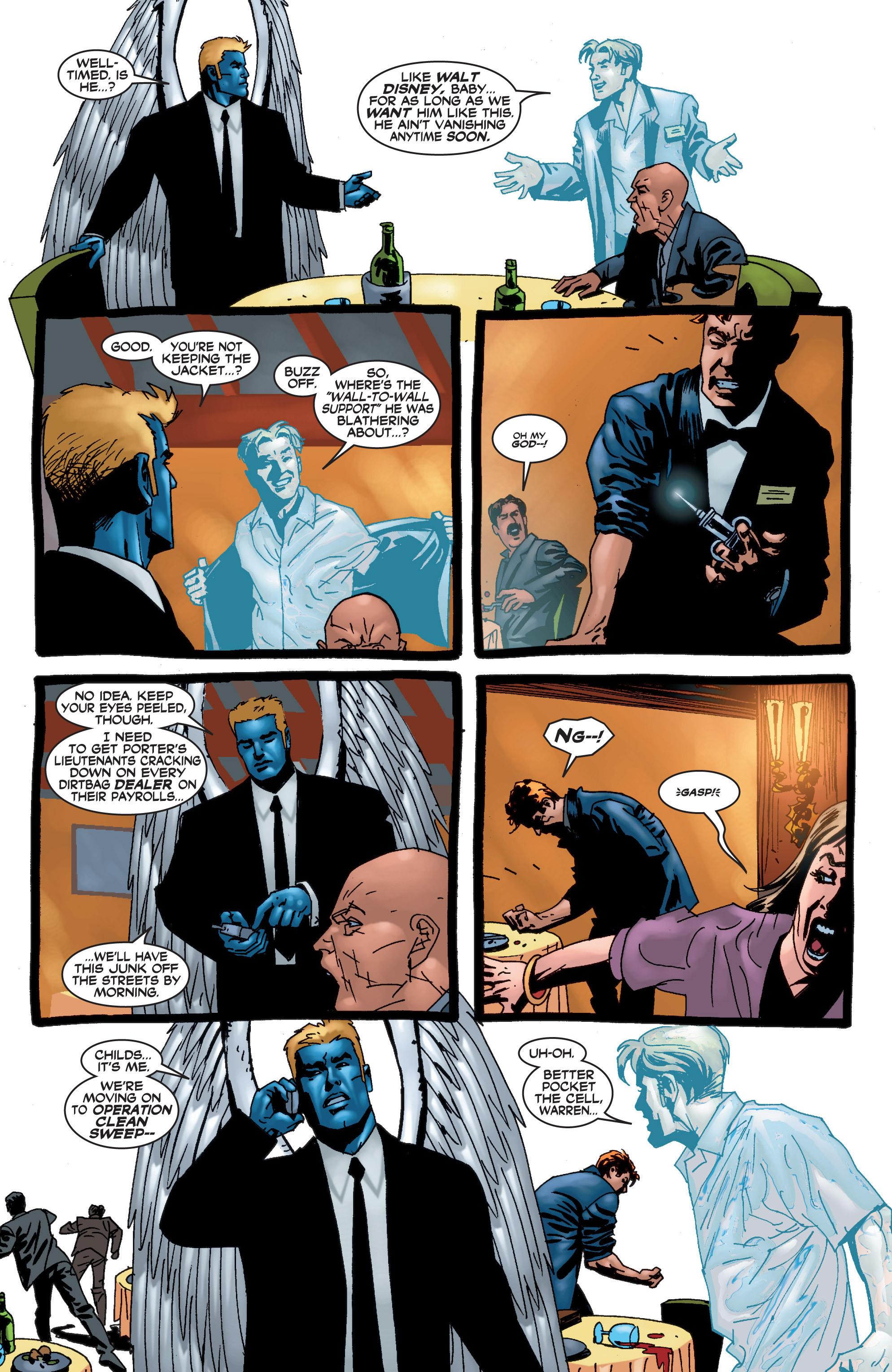 Read online Uncanny X-Men (1963) comic -  Issue #409 - 18