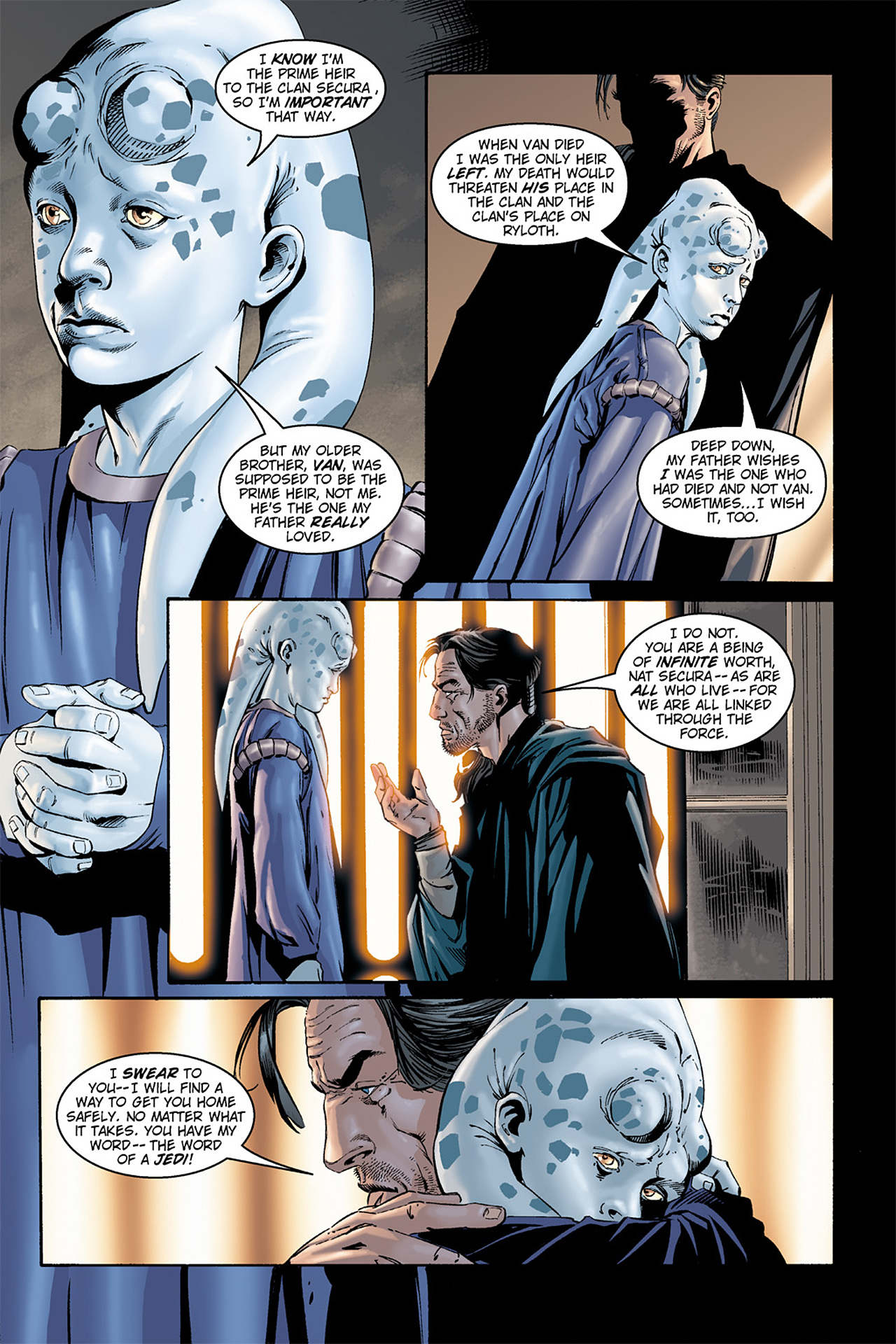 Read online Star Wars Omnibus comic -  Issue # Vol. 15.5 - 181