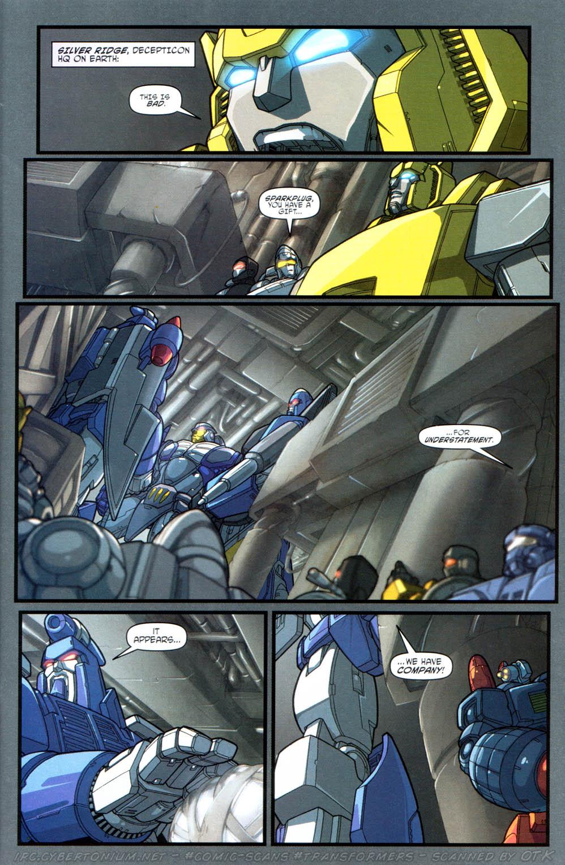 Read online Transformers Armada comic -  Issue #16 - 11