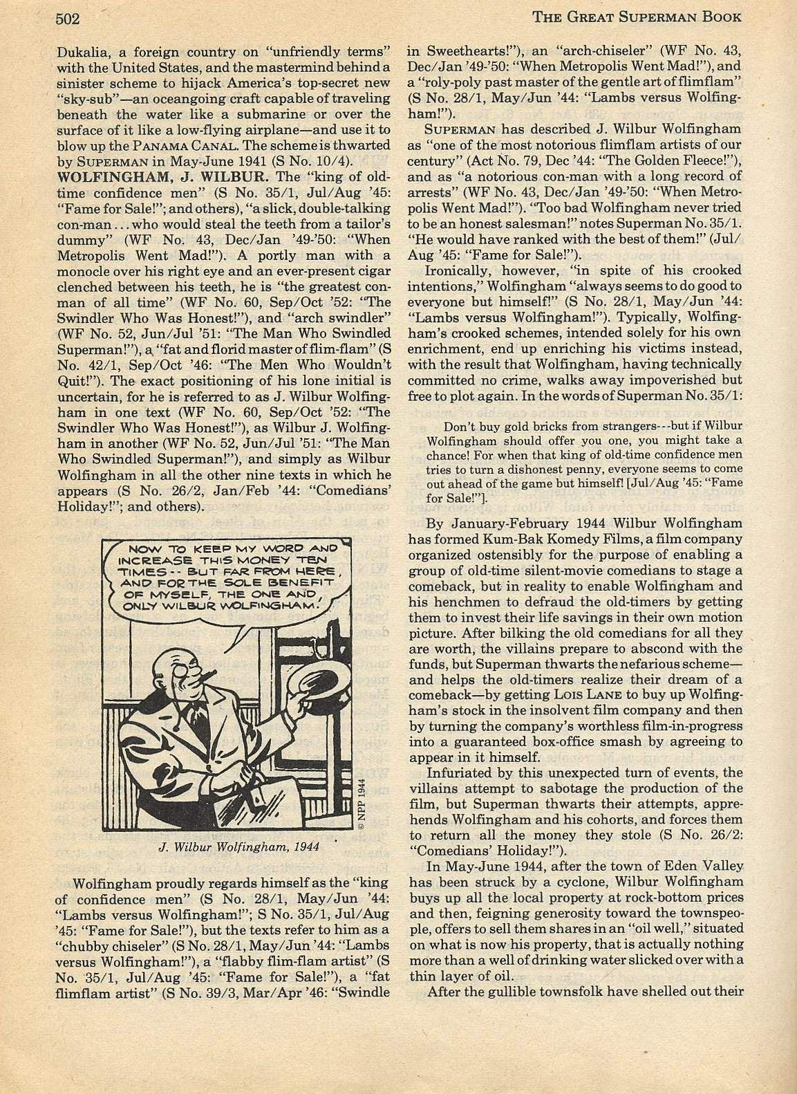 The Great Superman Book issue TPB (Part 5) - Page 103