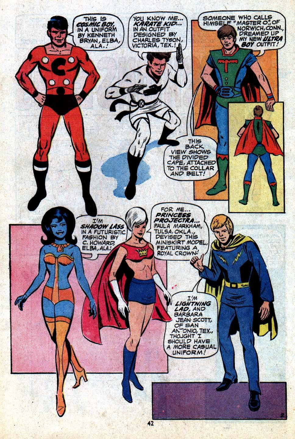 Read online Adventure Comics (1938) comic -  Issue #403 - 44