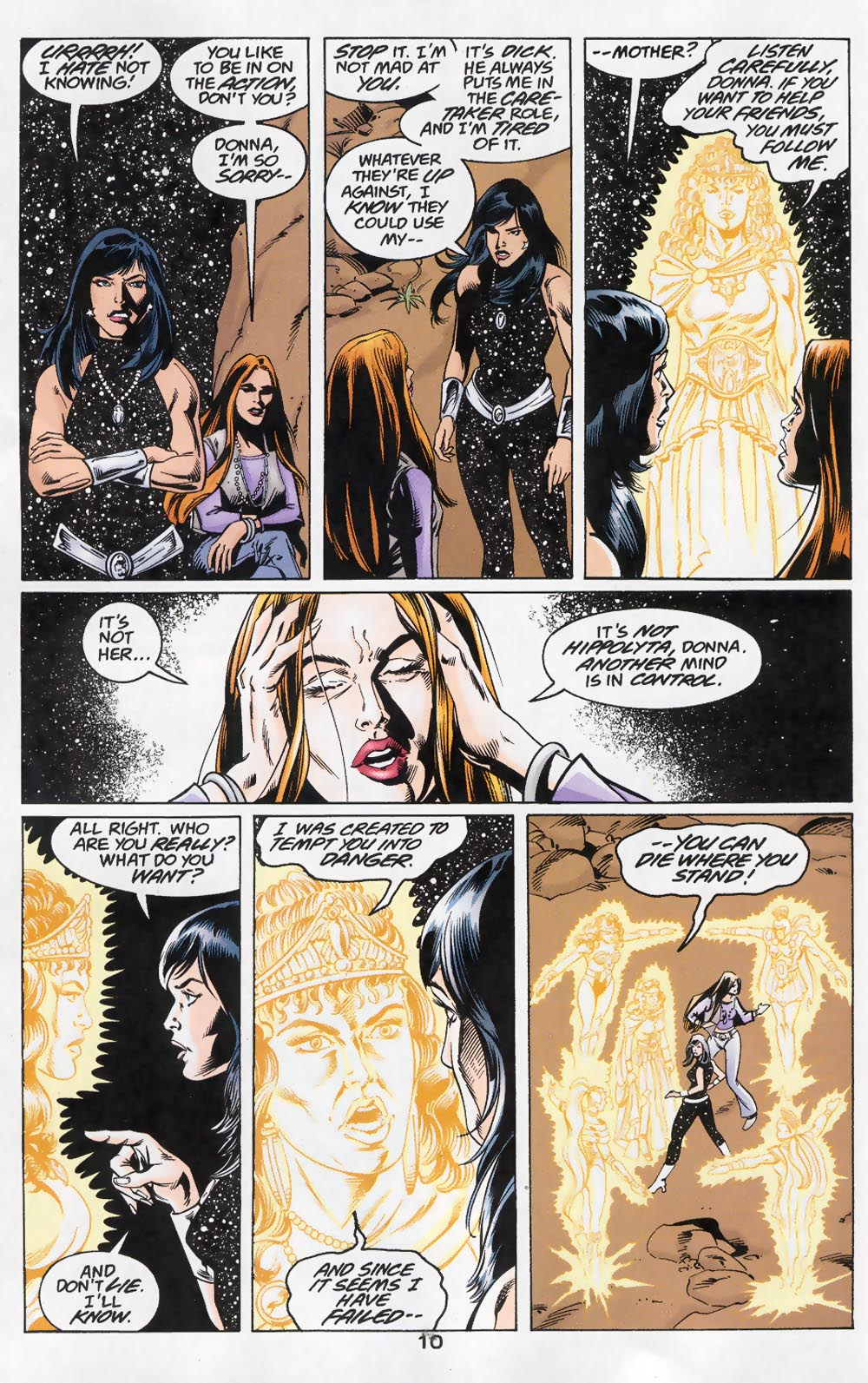 Read online The Titans (1999) comic -  Issue #46 - 11