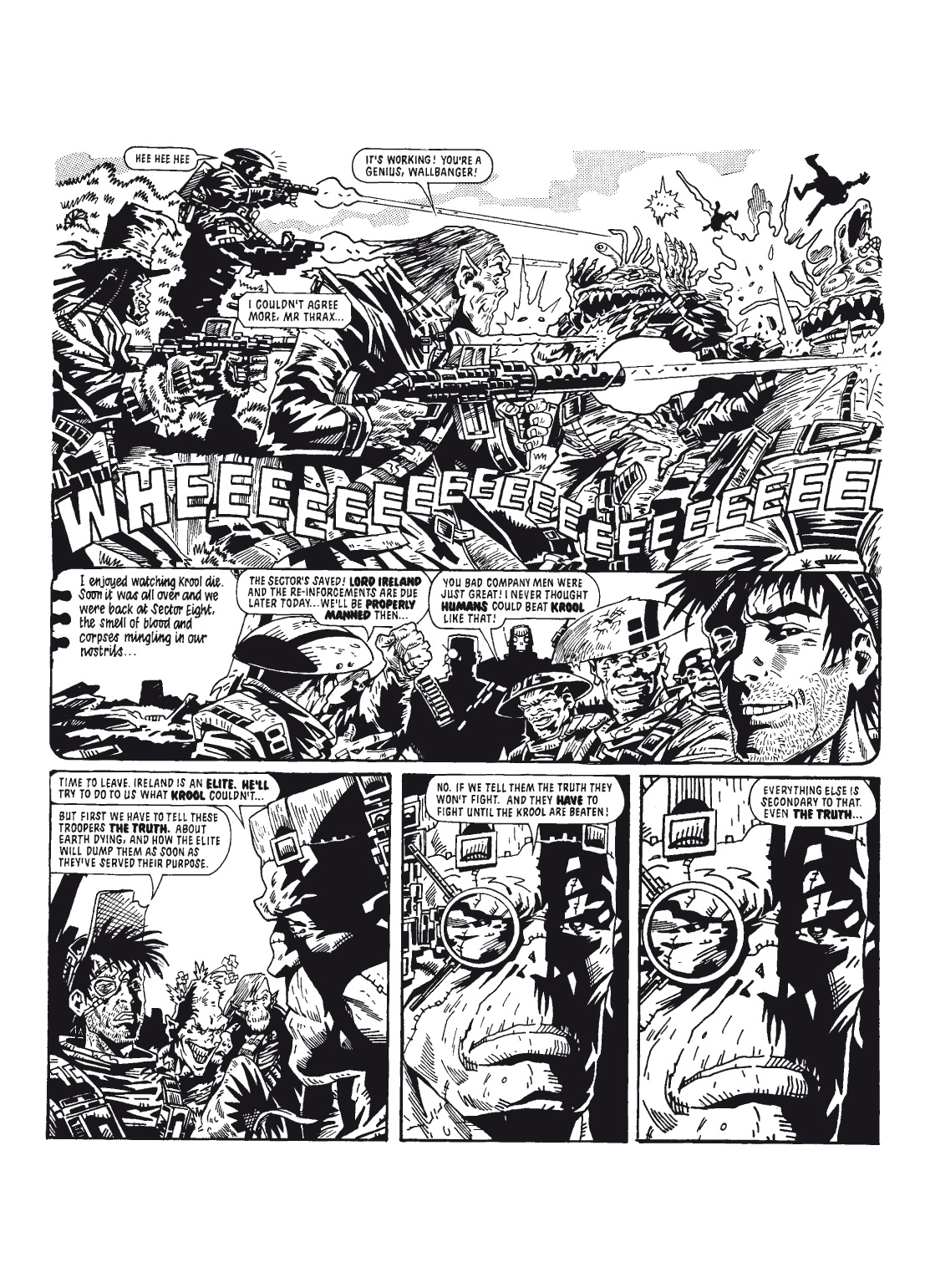 Read online The Complete Bad Company comic -  Issue # TPB - 78