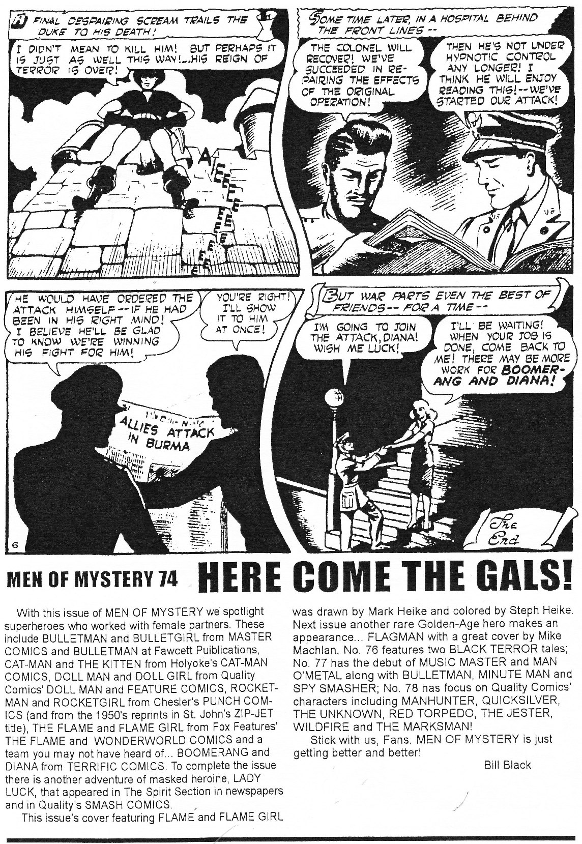 Read online Men of Mystery Comics comic -  Issue #74 - 22